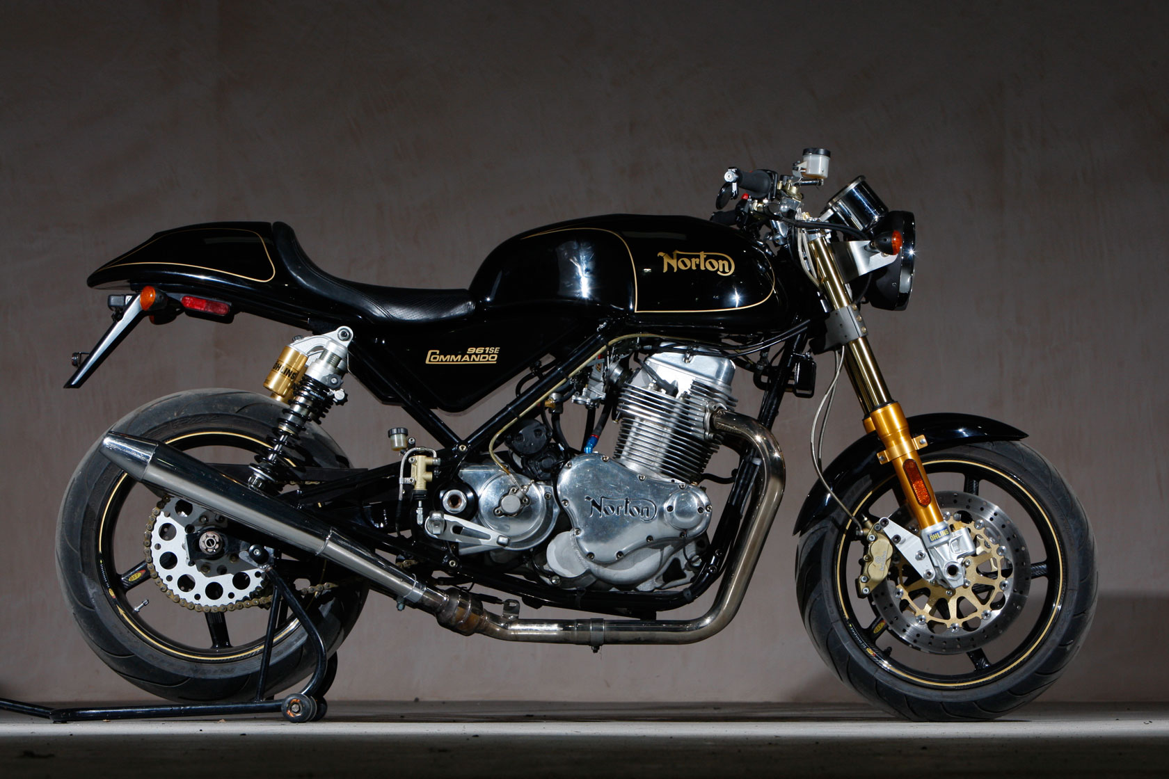 Norton Commando 961 SF 2013 images #117683