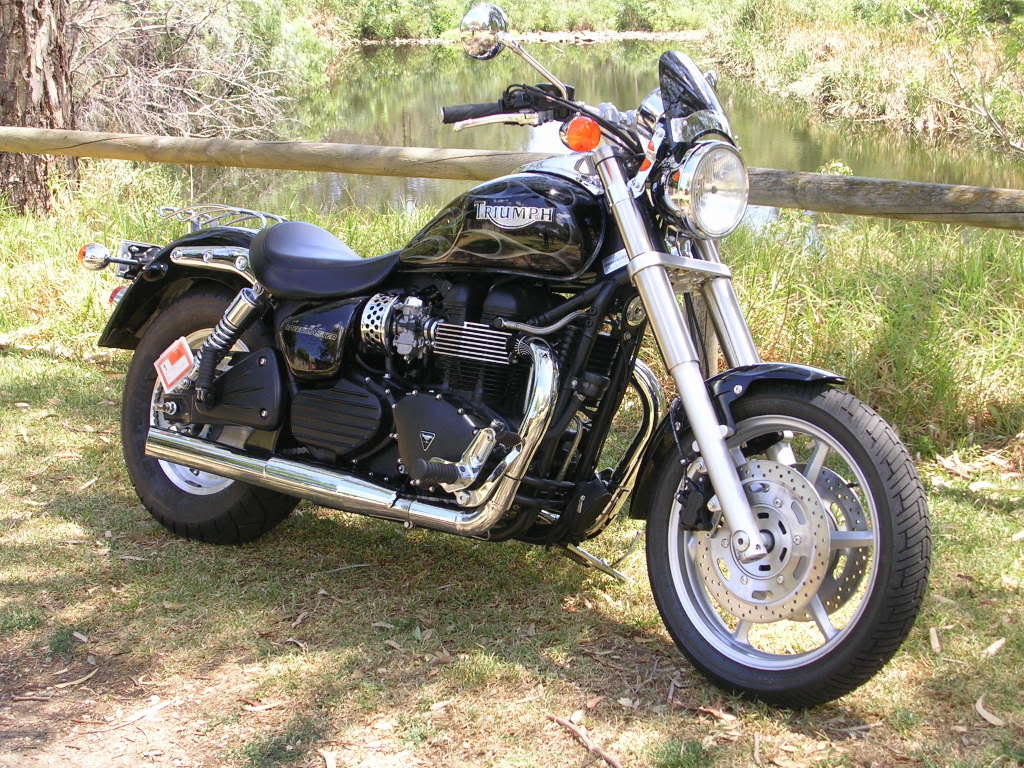 2006 triumph speedmaster pics specs and information. Black Bedroom Furniture Sets. Home Design Ideas