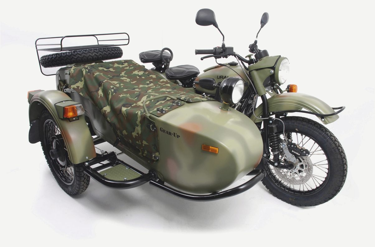 Ural Taiga 2WD Limited Edition 2010 images #129407