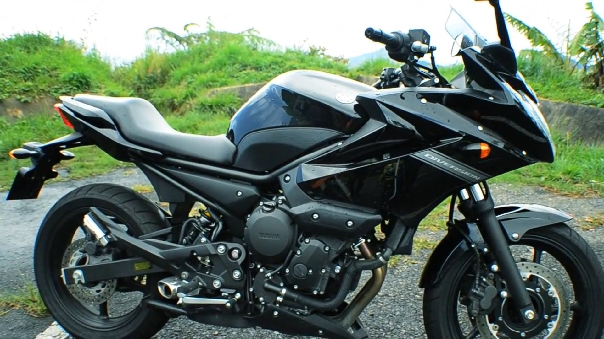 Yamaha XJ6 Diversion pics #167798