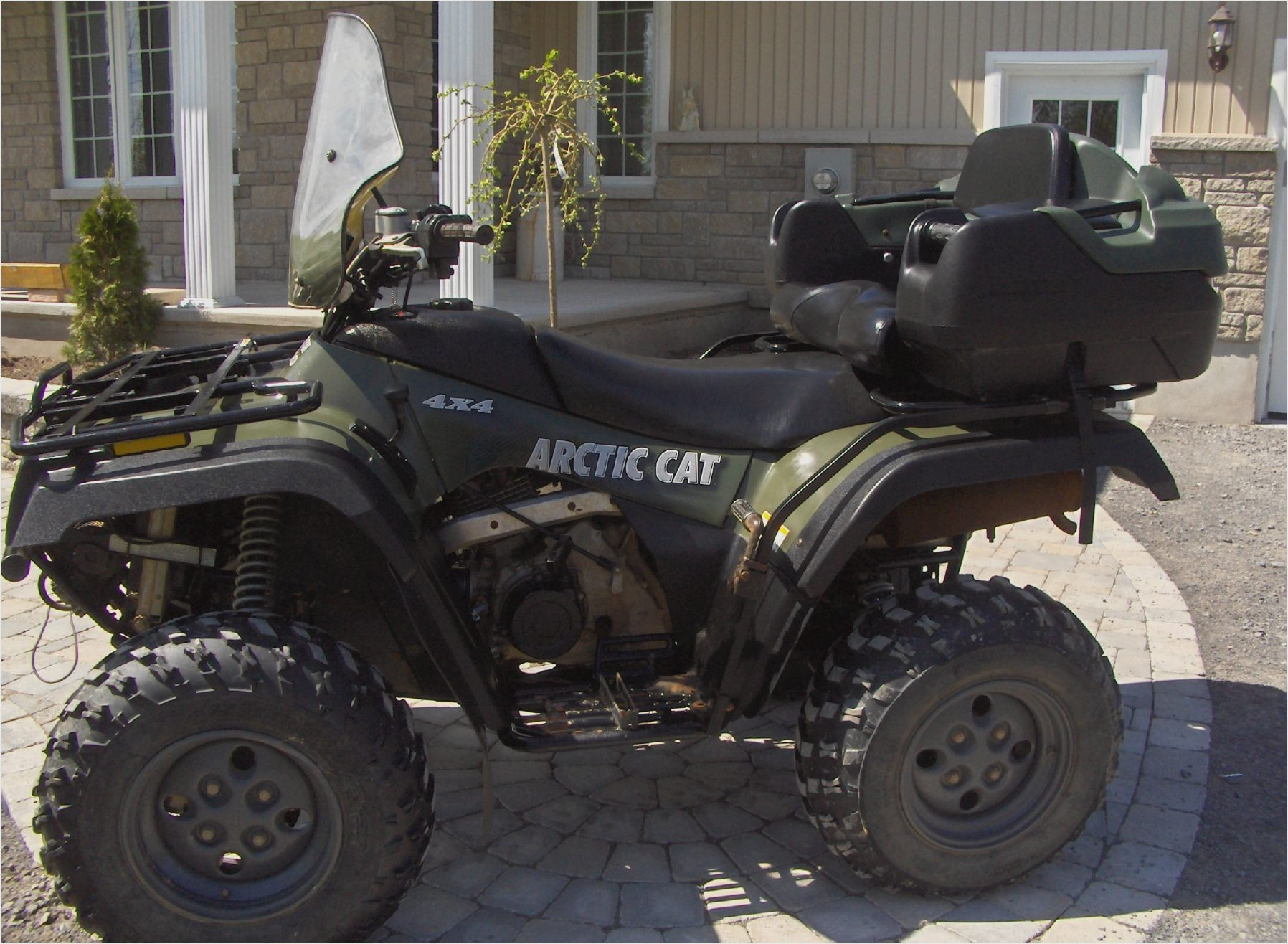 Arctic Cat 500 2000 images #155887