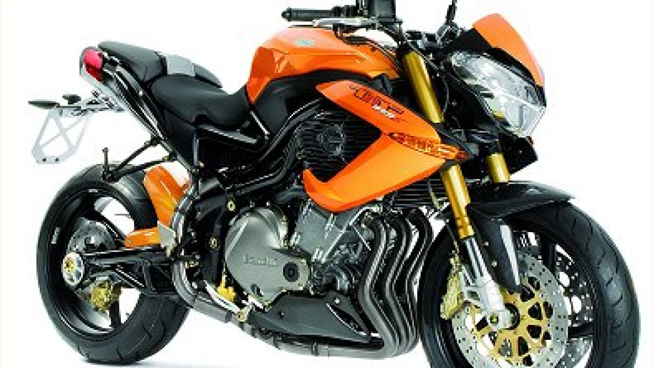 Benelli TnT 899 s 2008 wallpapers #132884