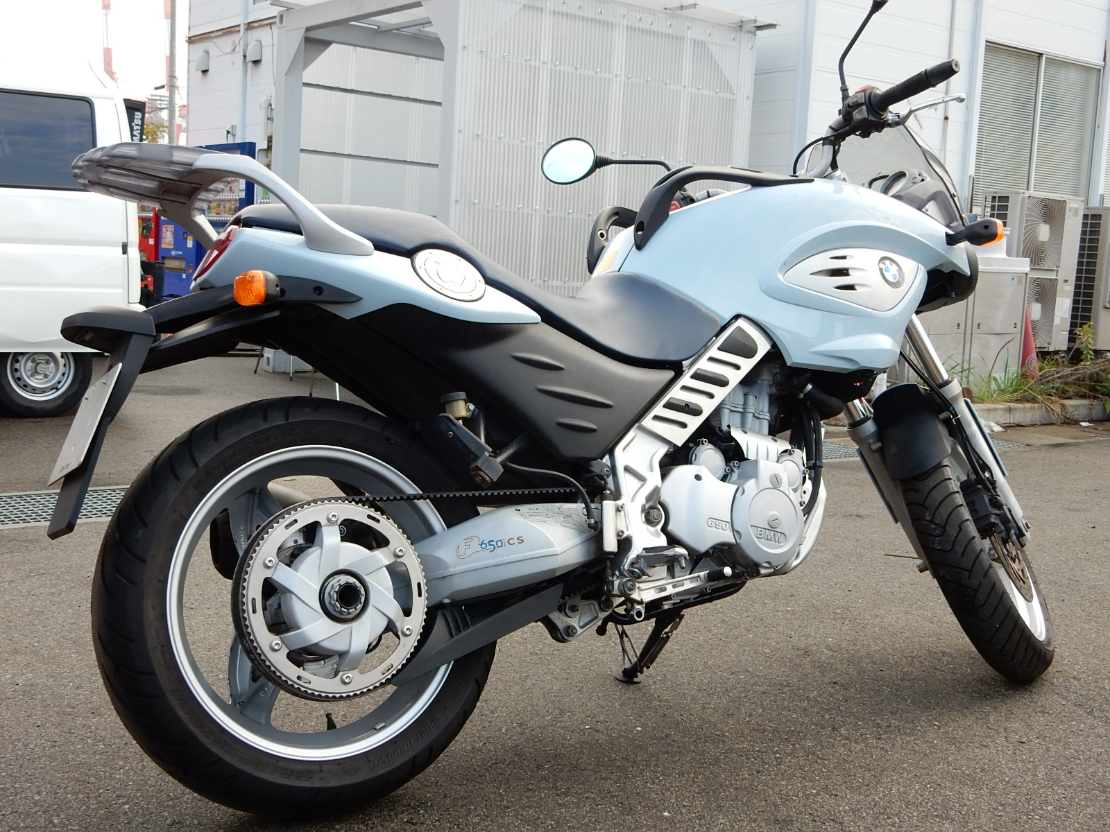 Bmw F650cs Pics Specs And List Of Seriess By Year