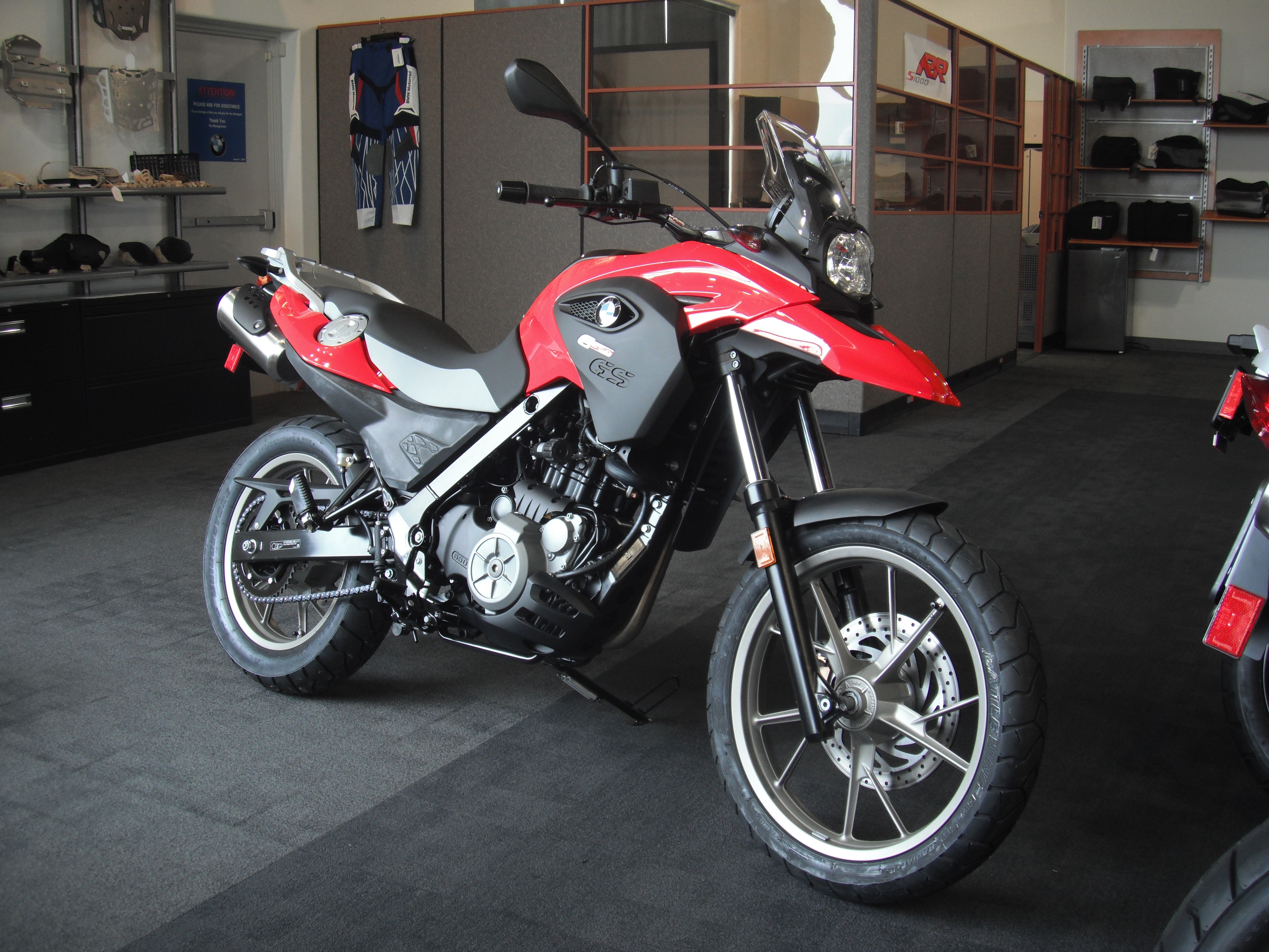 BMW G 650 GS 2011 images #8387