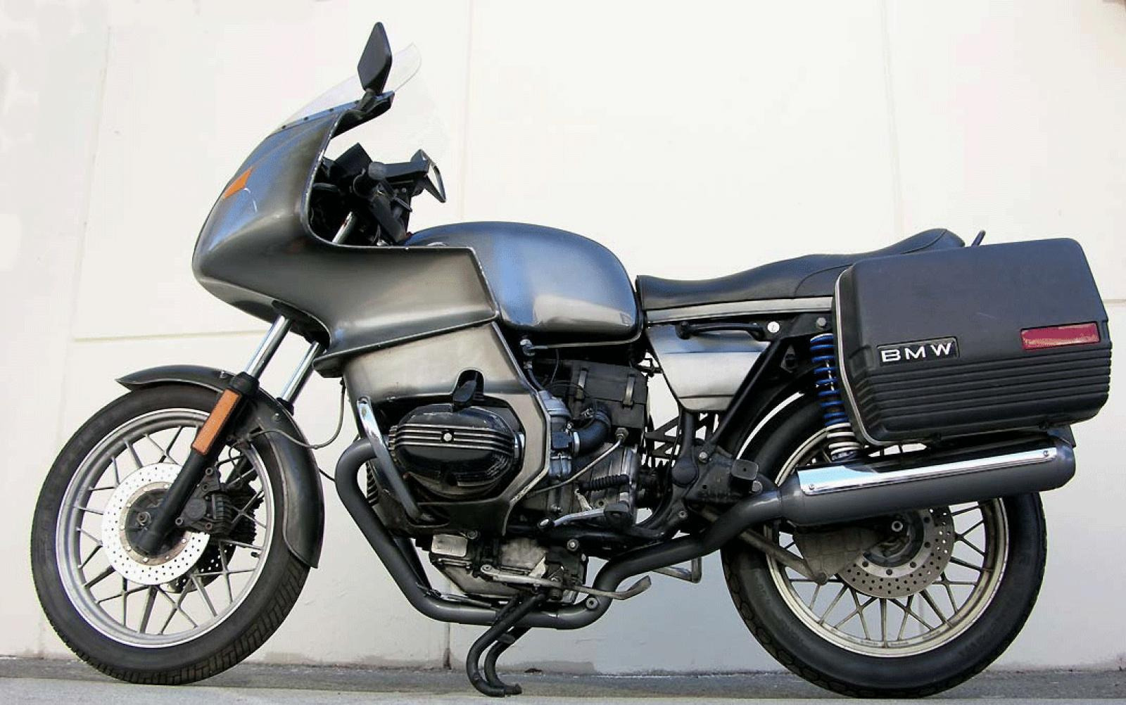 BMW R100CS 1980 images #12560