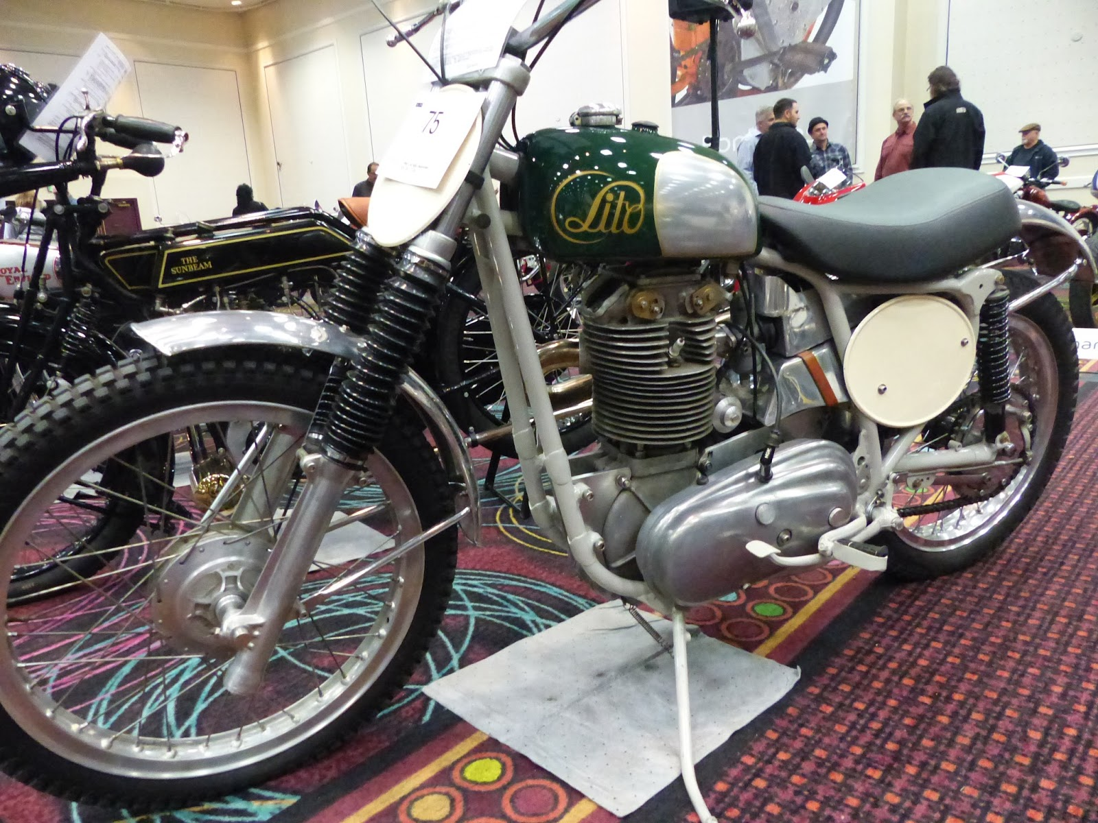 BSA SR 500 Gold images #65326