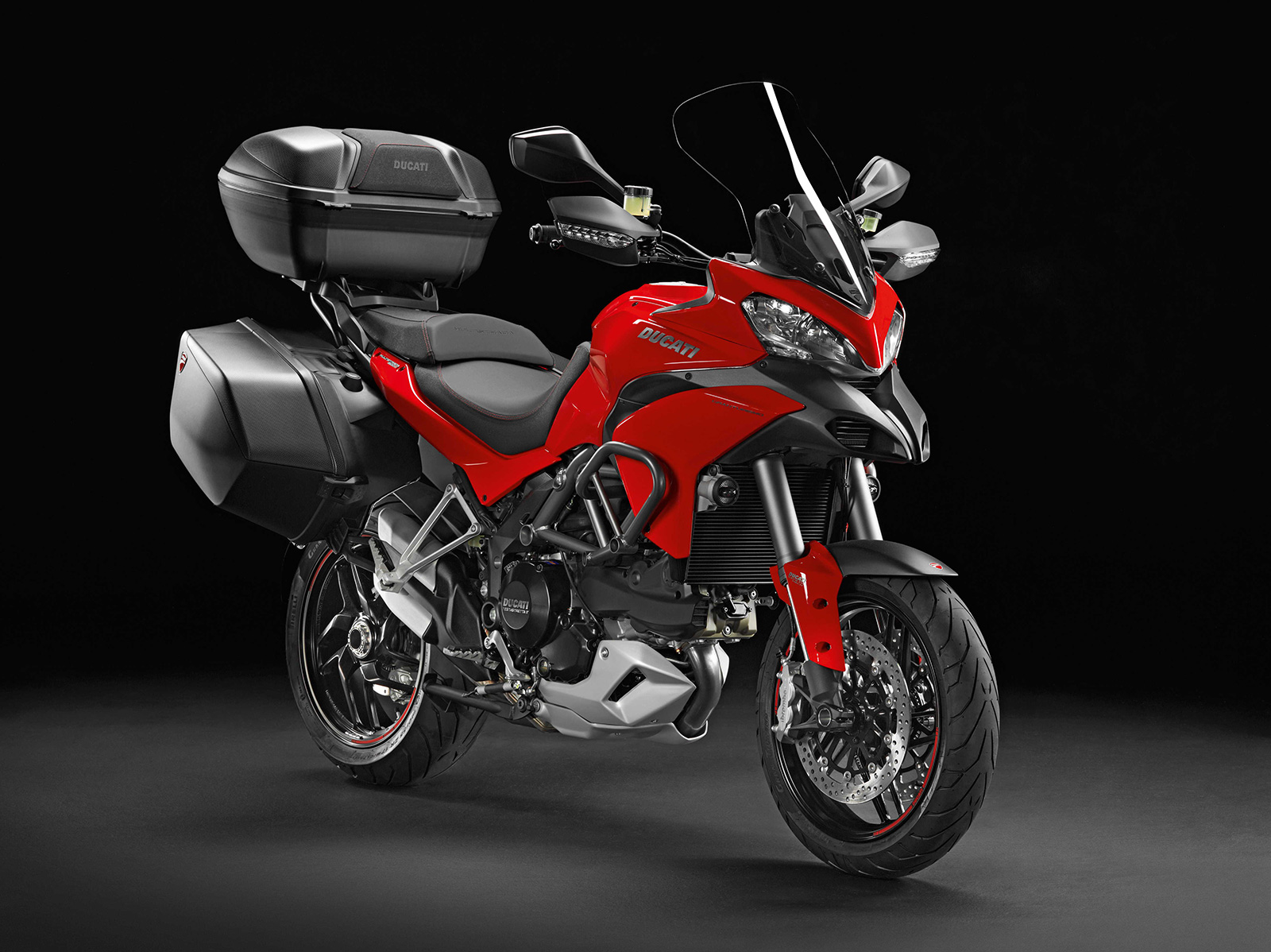 Ducati Multistrada 1200 S Granturismo wallpapers #148349