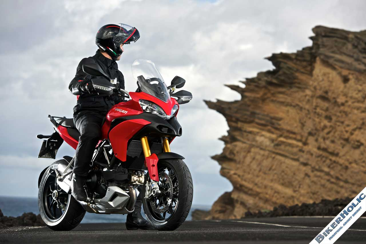 Ducati Multistrada 1200 S Touring wallpapers #163424