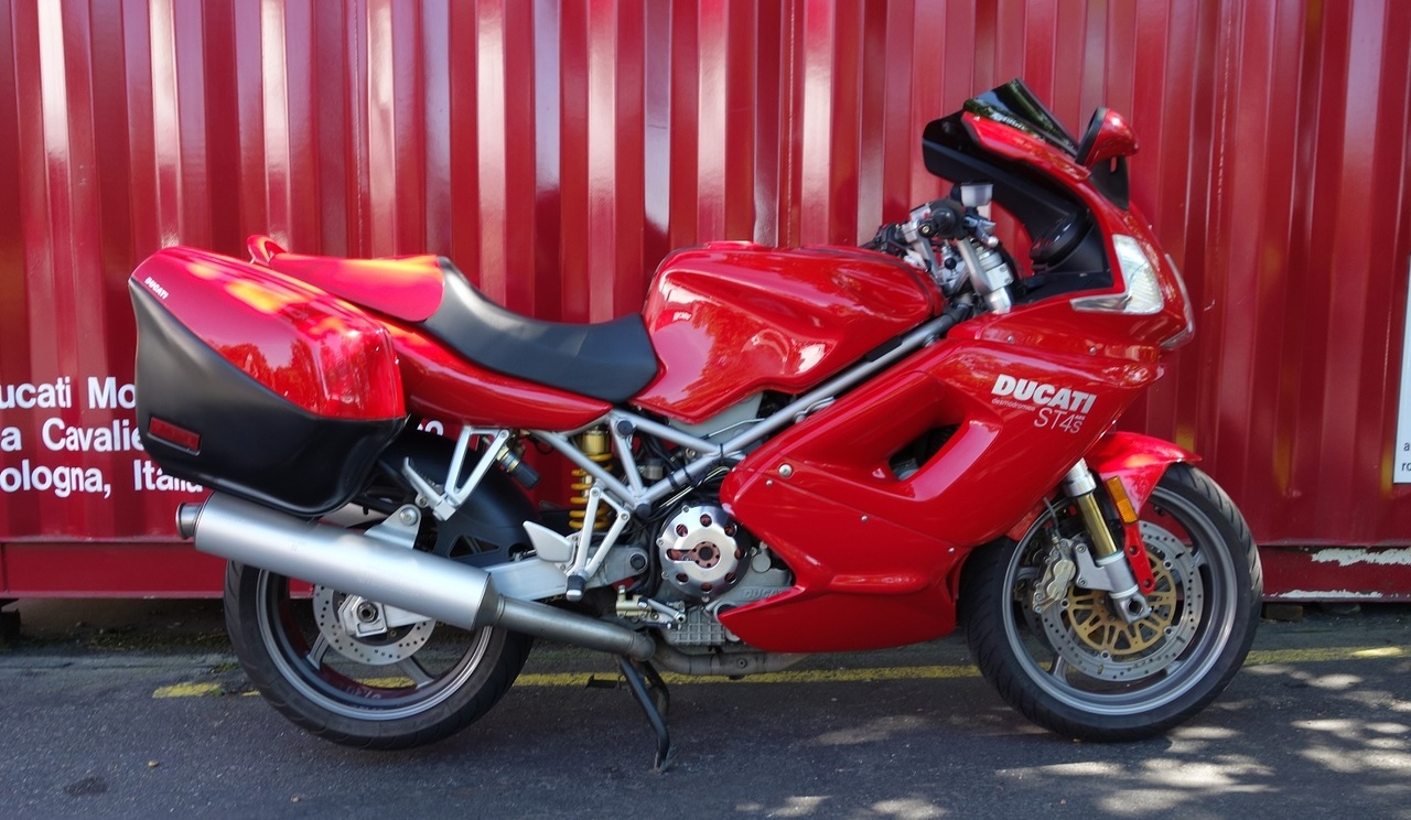 Ducati ST4S ABS 2004 wallpapers #12063