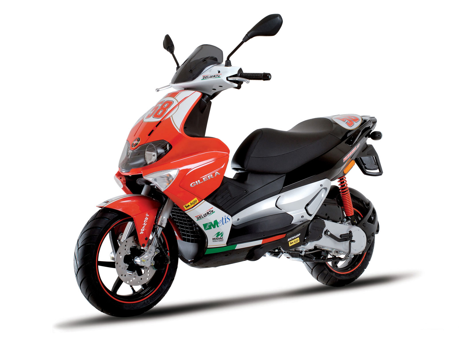 Gilera Runner SC 125 2007 wallpapers #137044