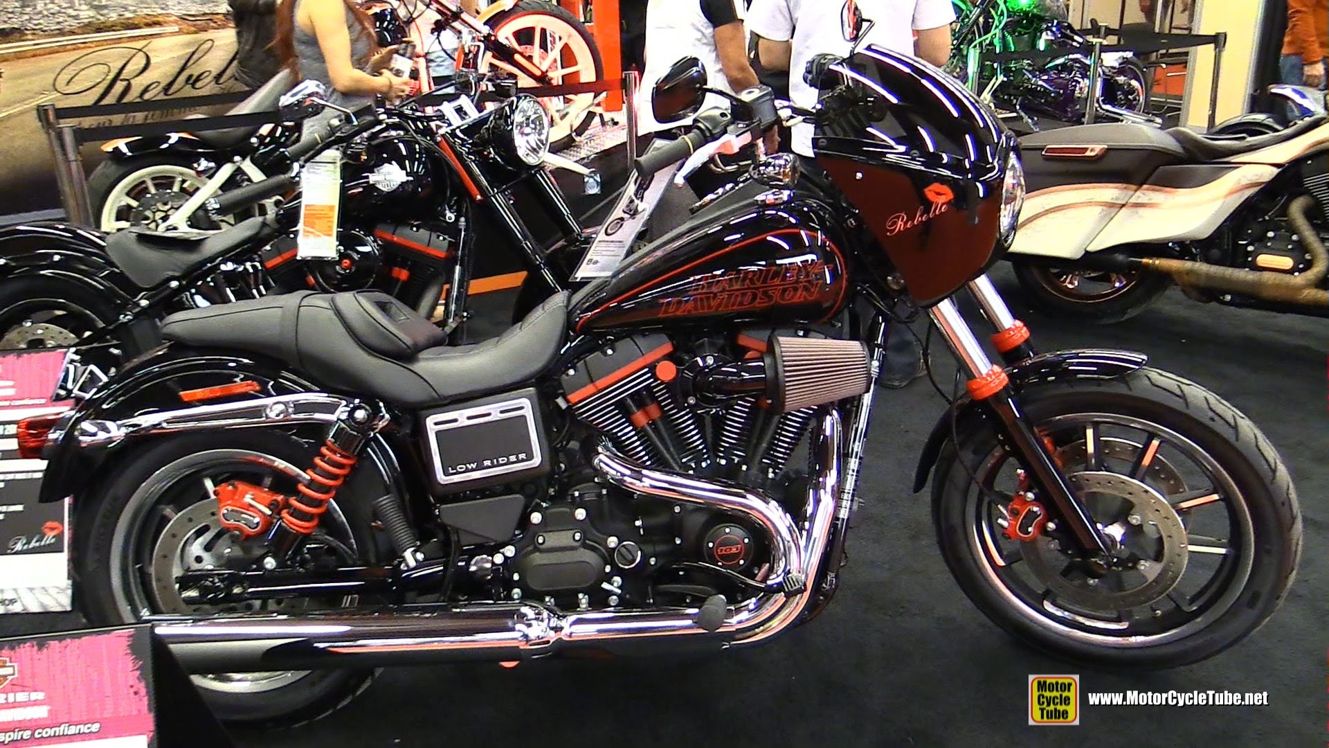 Harley-Davidson FXDL Dyna Low Rider pics #17530