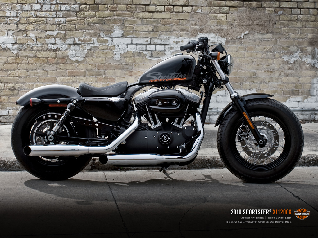 Harley-Davidson XL1200X Forty-Eight pics #20508