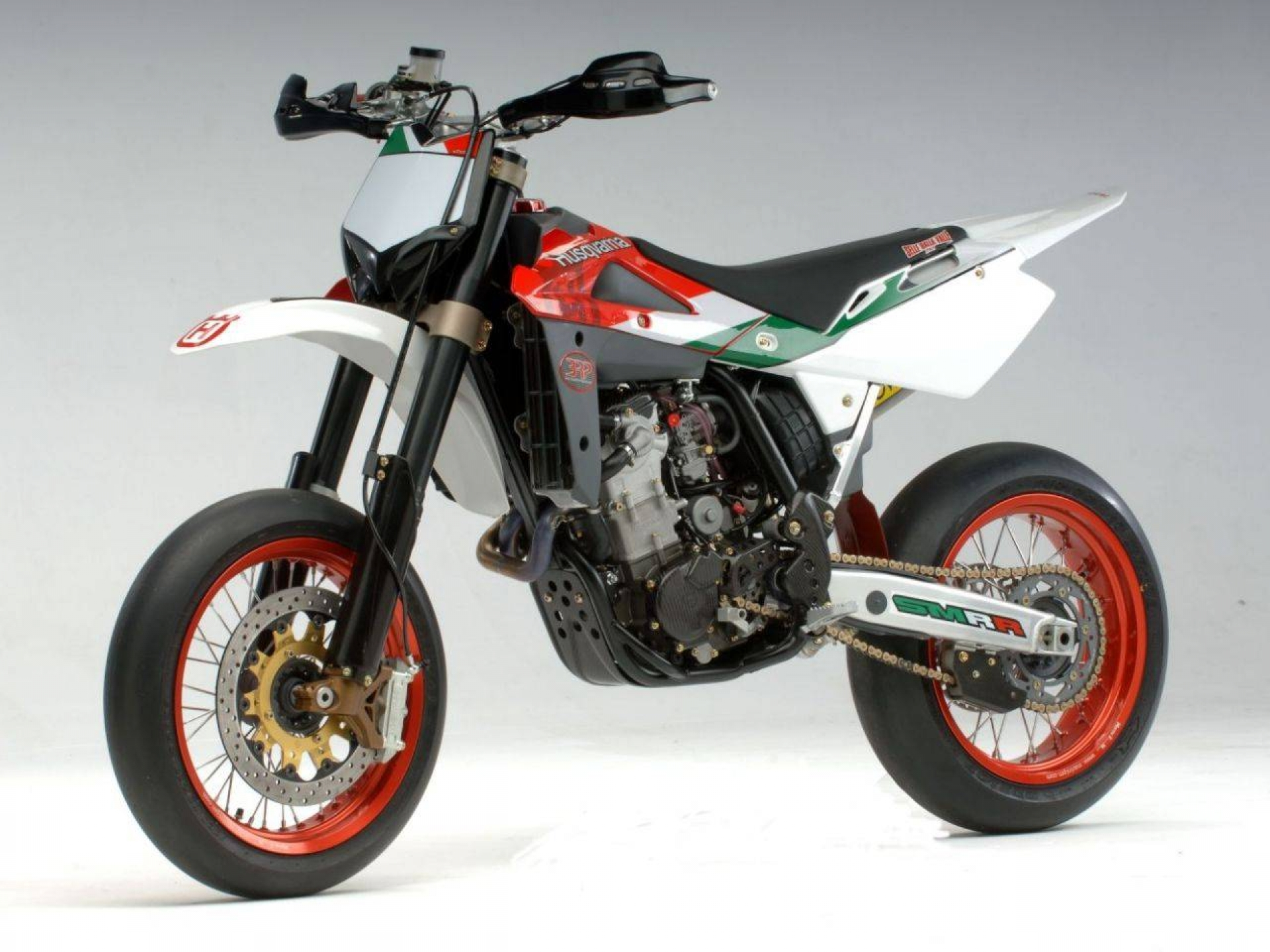 Highland 950 V2 Outback Supermoto 2004 wallpapers #137937