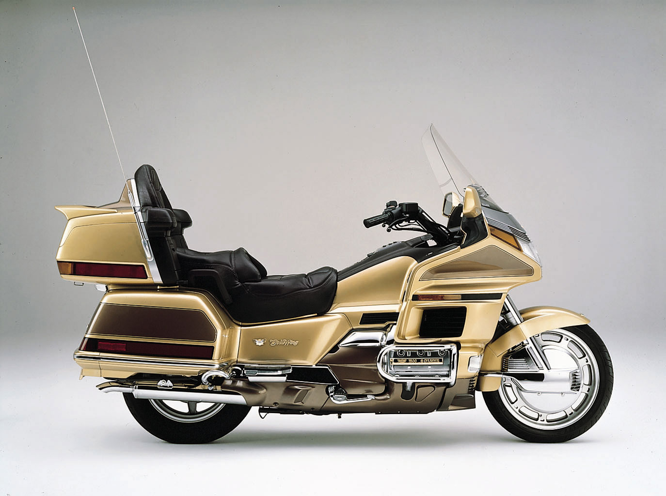 Honda GL 1200 Gold Wing images #80960