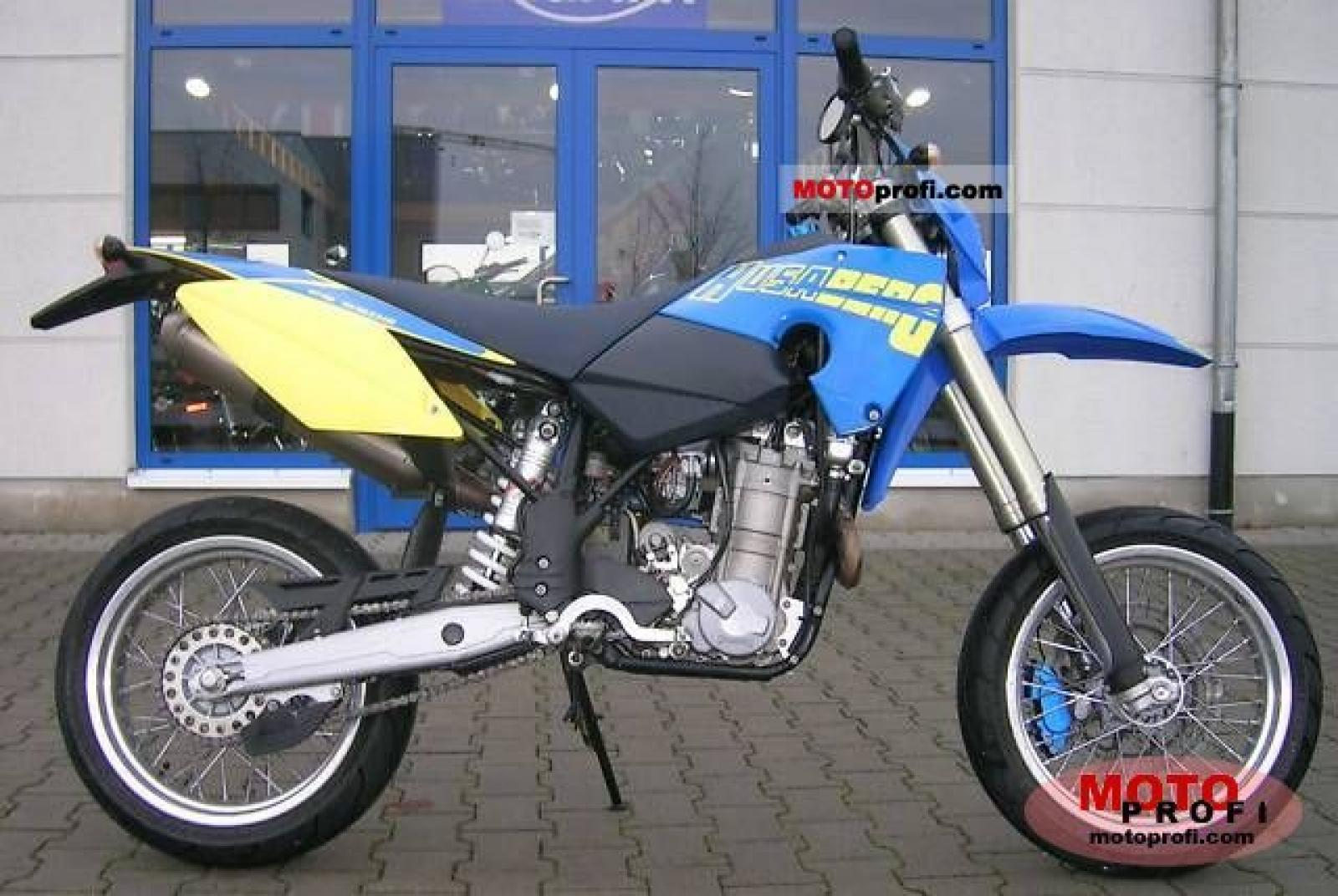 Husaberg FE 650 E 2006 wallpapers #143098