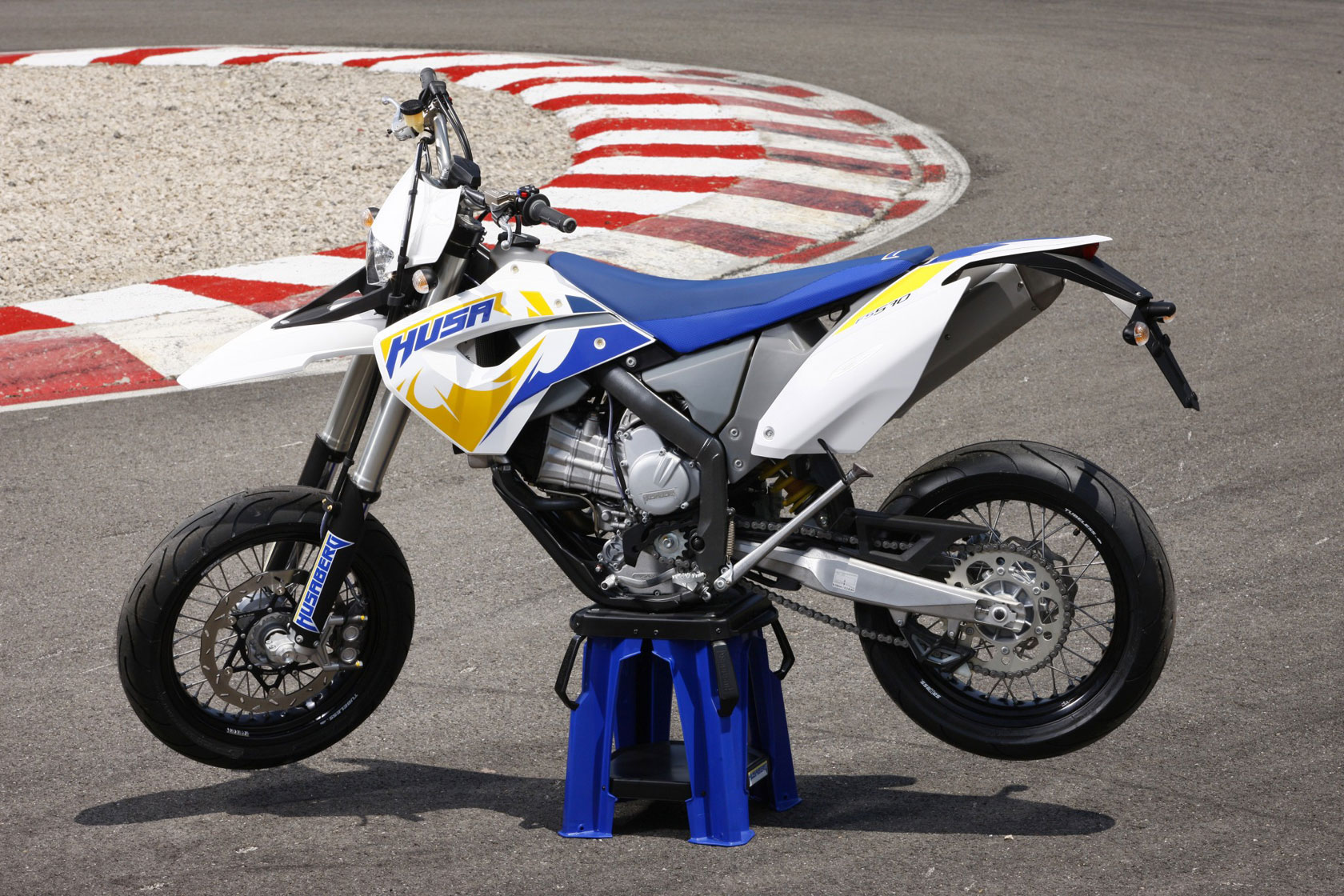 Husaberg FS 650 C 2006 wallpapers #160650