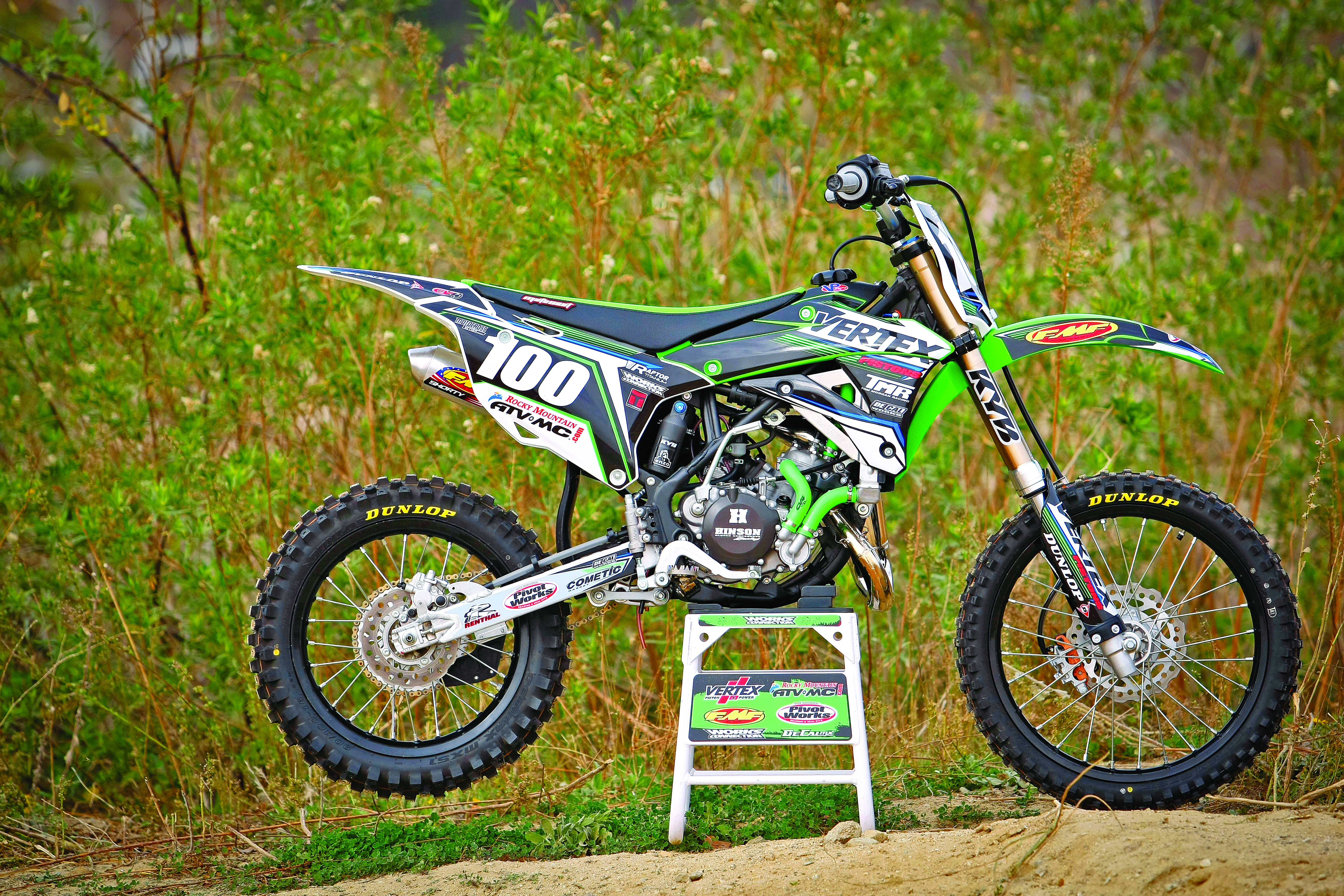 Kawasaki KX 85 wallpapers #142300