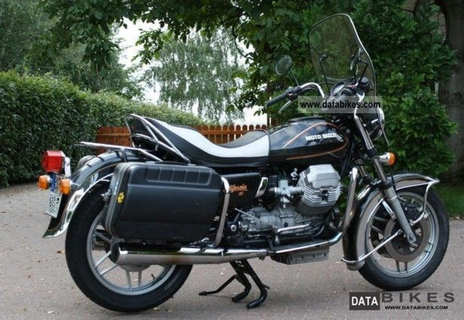 Moto Guzzi California III C 1991 images #107921