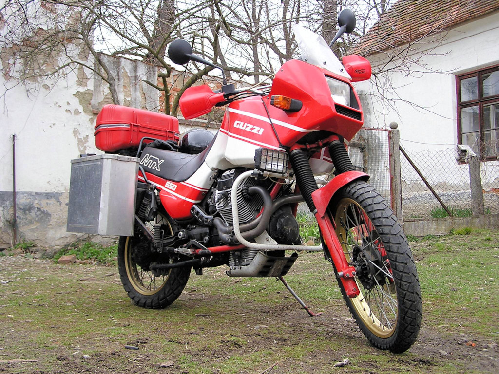 Moto Guzzi Quota 1000 images #109293