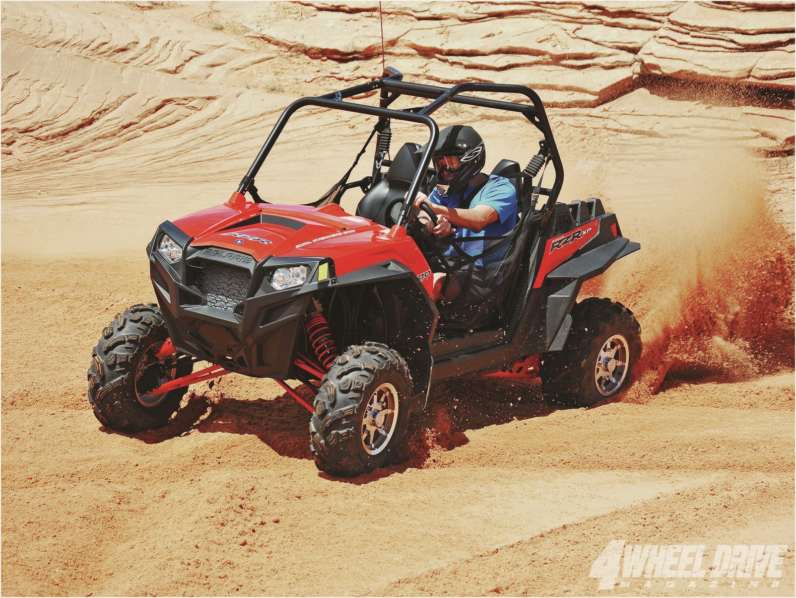 2011 Polaris Ranger RZR XP900: pics, specs and information ...
