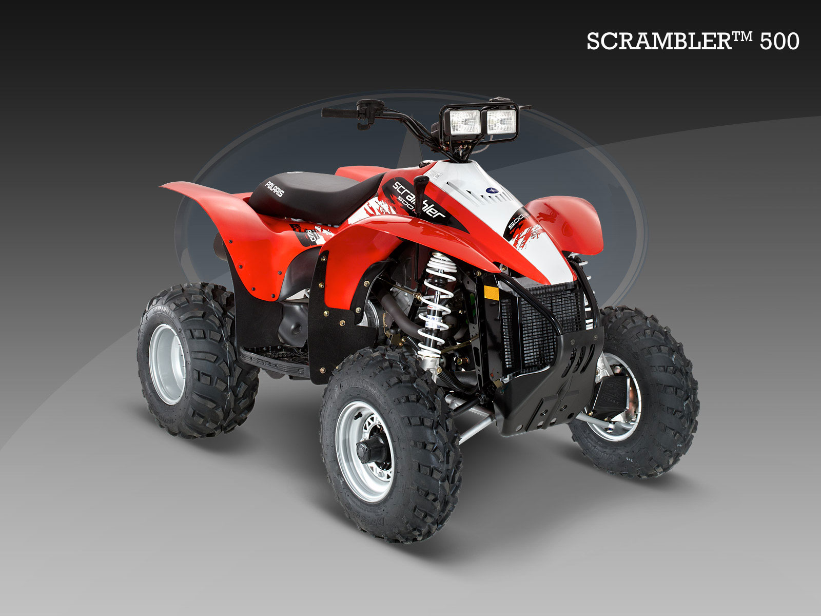 Polaris Scrambler 400/4x4 2003 wallpapers #161046