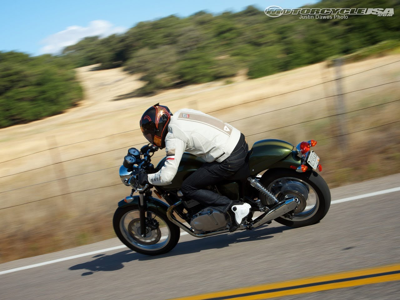 Triumph Thruxton 900 2013 wallpapers #170863