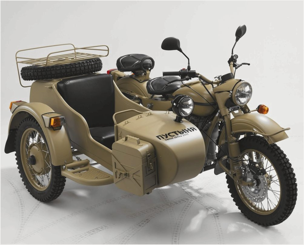 Ural Taiga 2WD Limited Edition 2010 images #129408