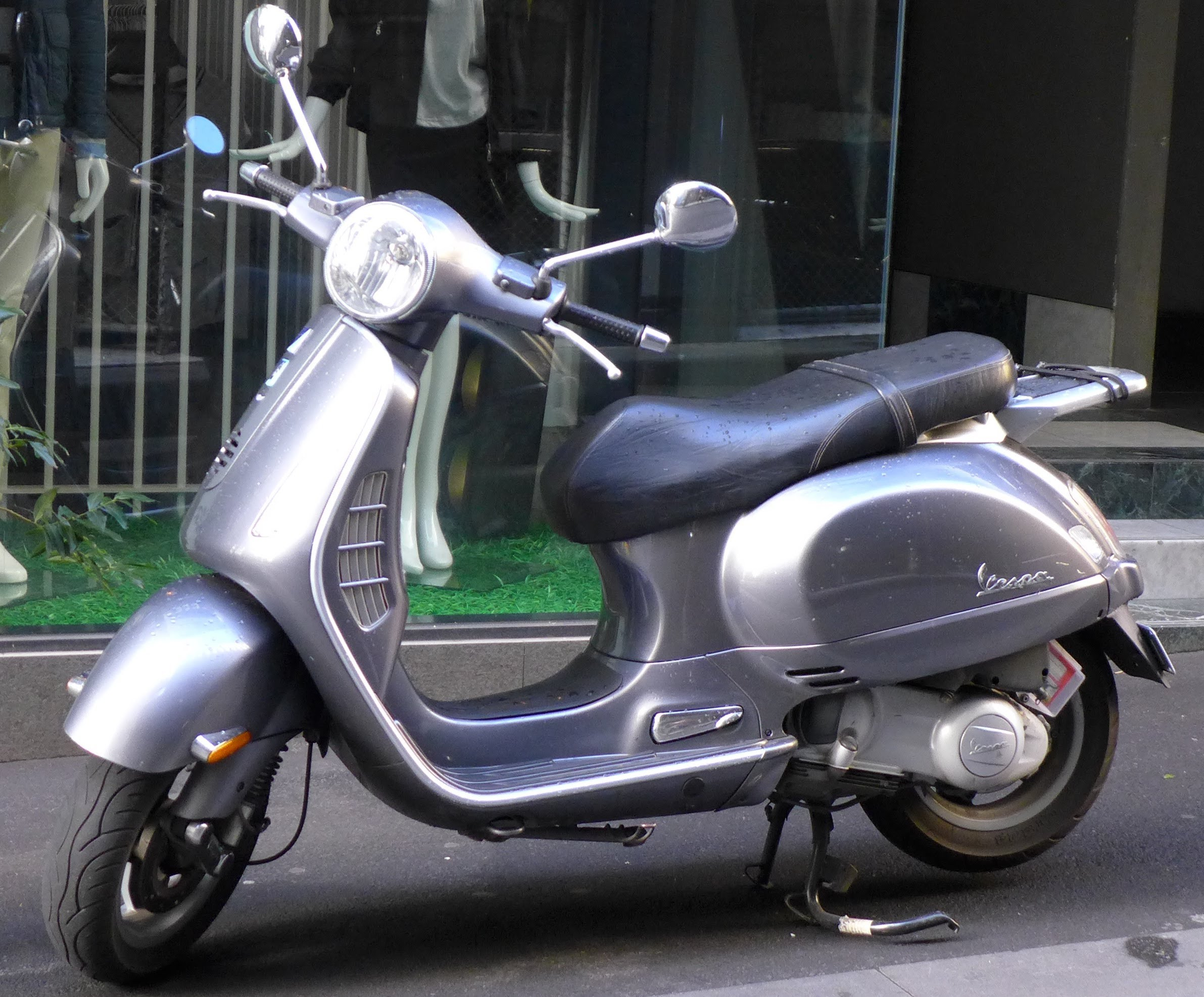Vespa Granturismo 200 2008 wallpapers #132491
