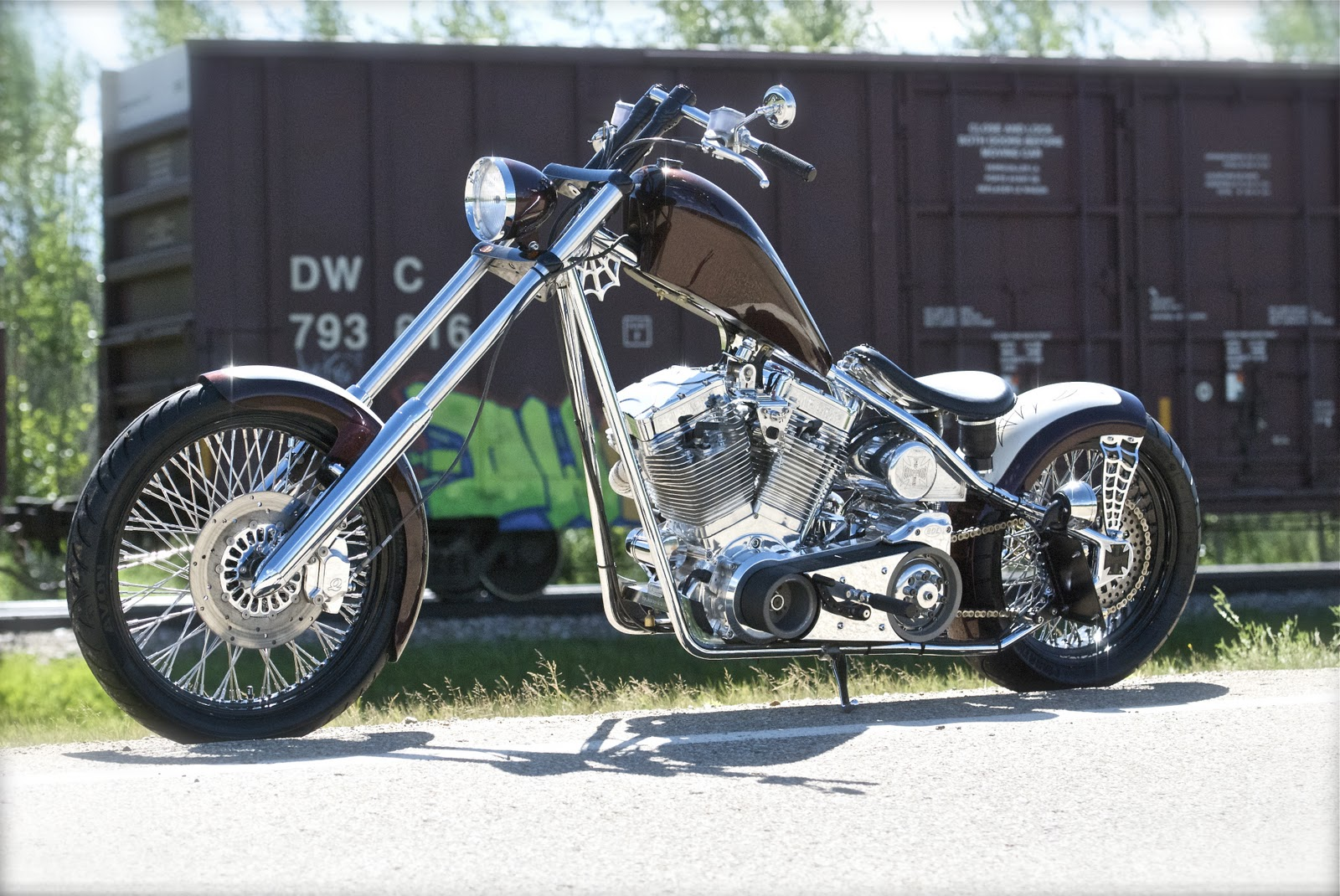 West Coast Choppers CFL II 2010 wallpapers #131295
