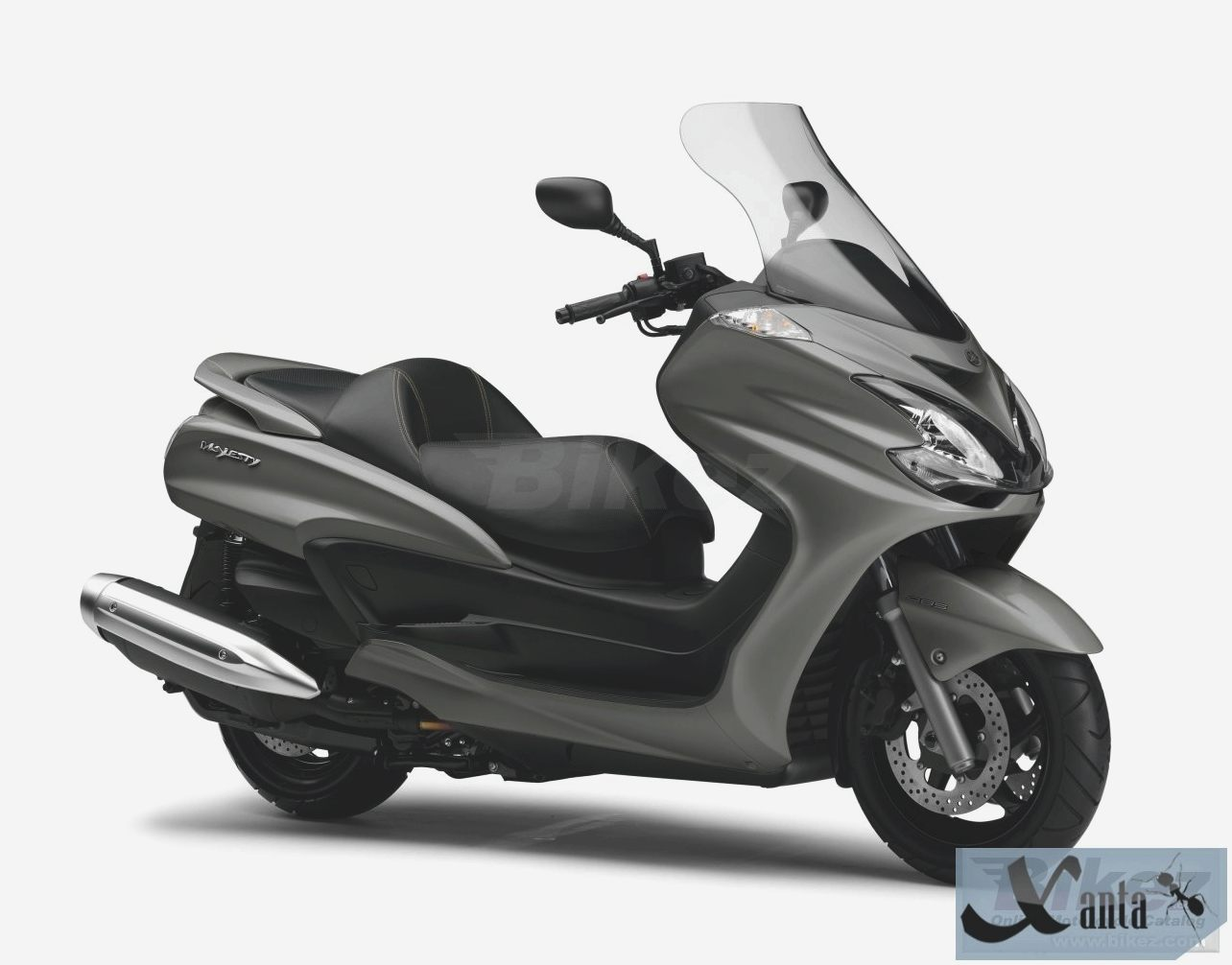 Yamaha Majesty 400 ABS 2008 wallpapers #136157