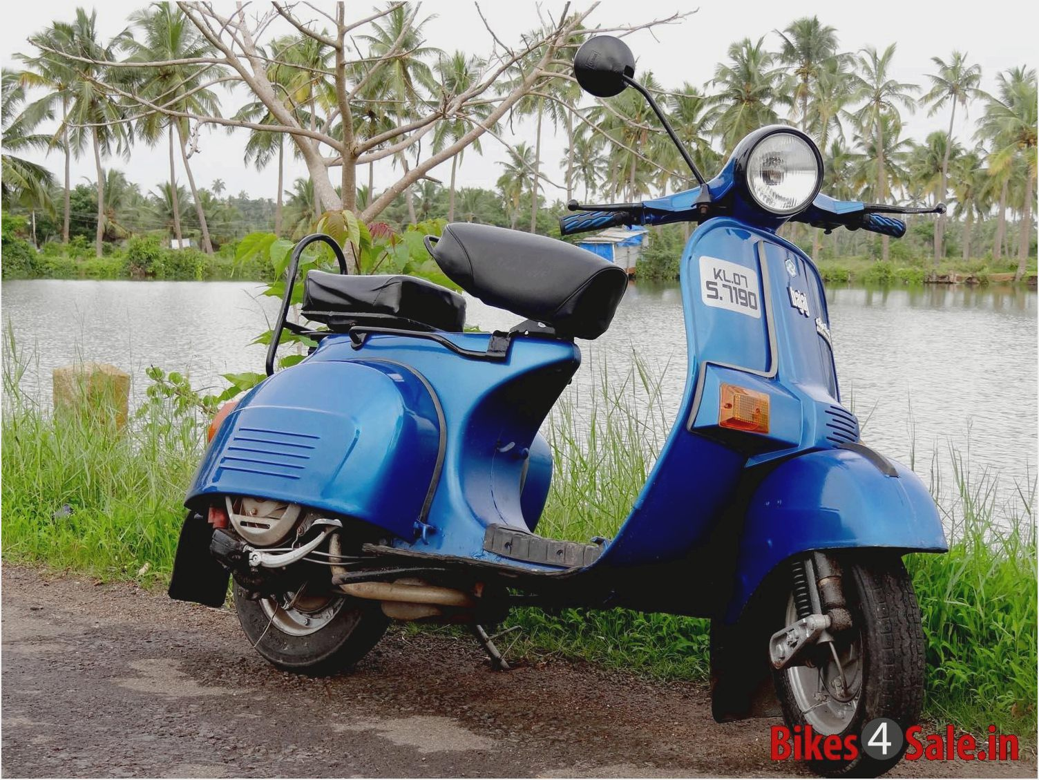 Bajaj Chetak 2003 wallpapers #136945