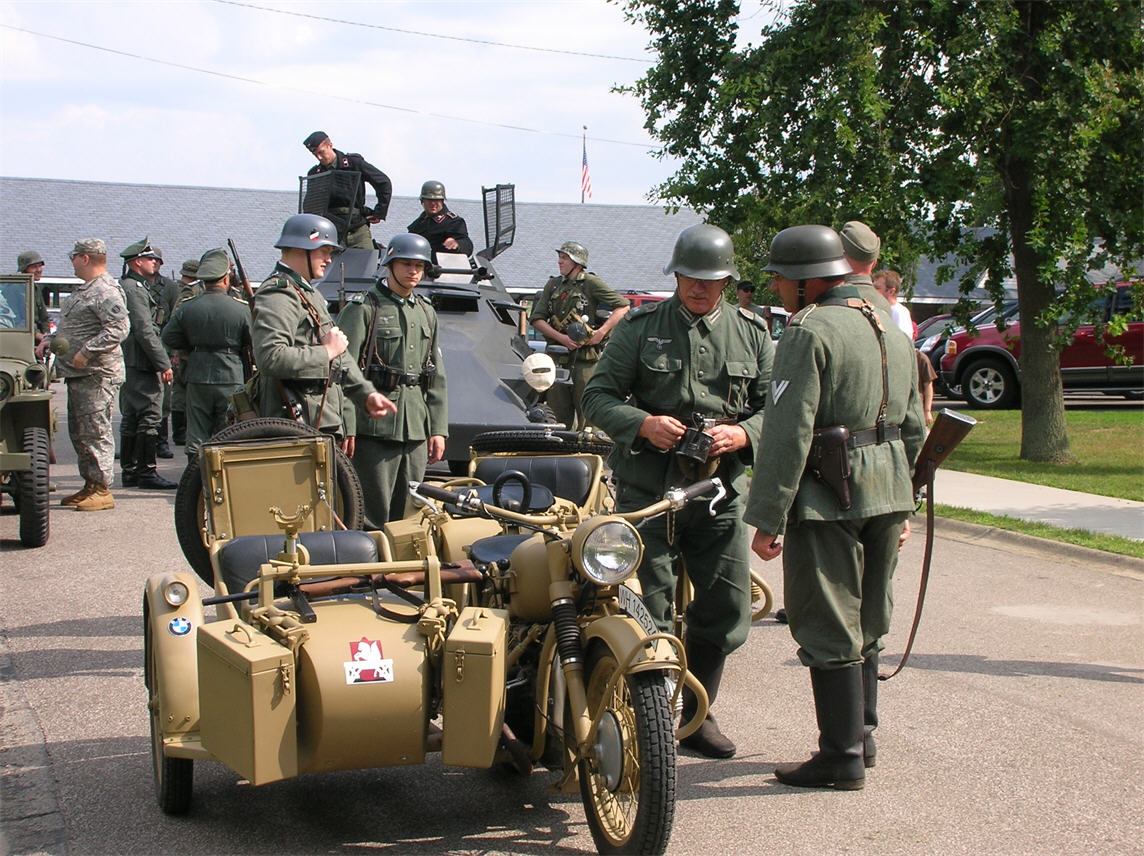 BMW R75 with sidecar 1942 images #146275