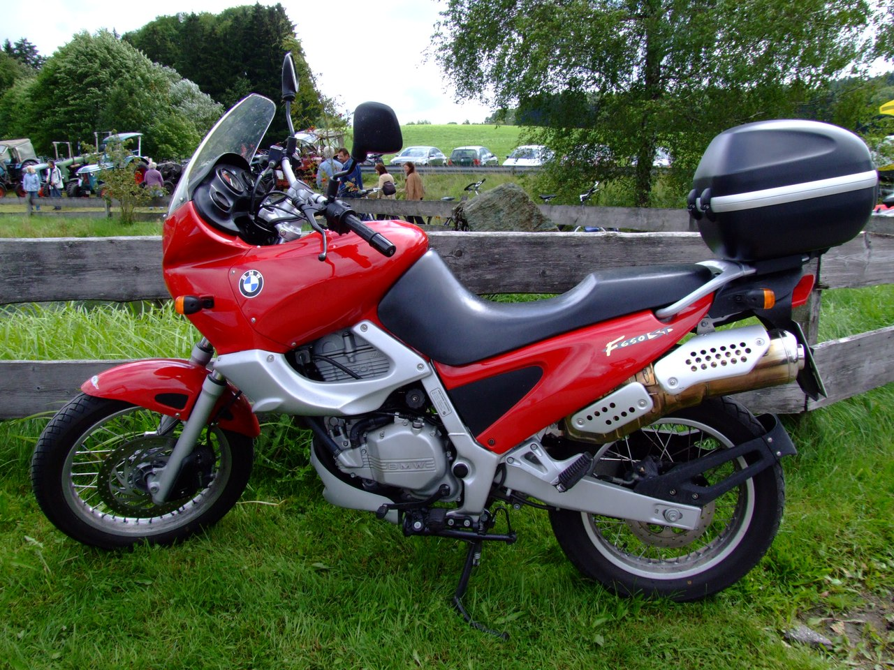 BMW R80GS 1995 images #6415