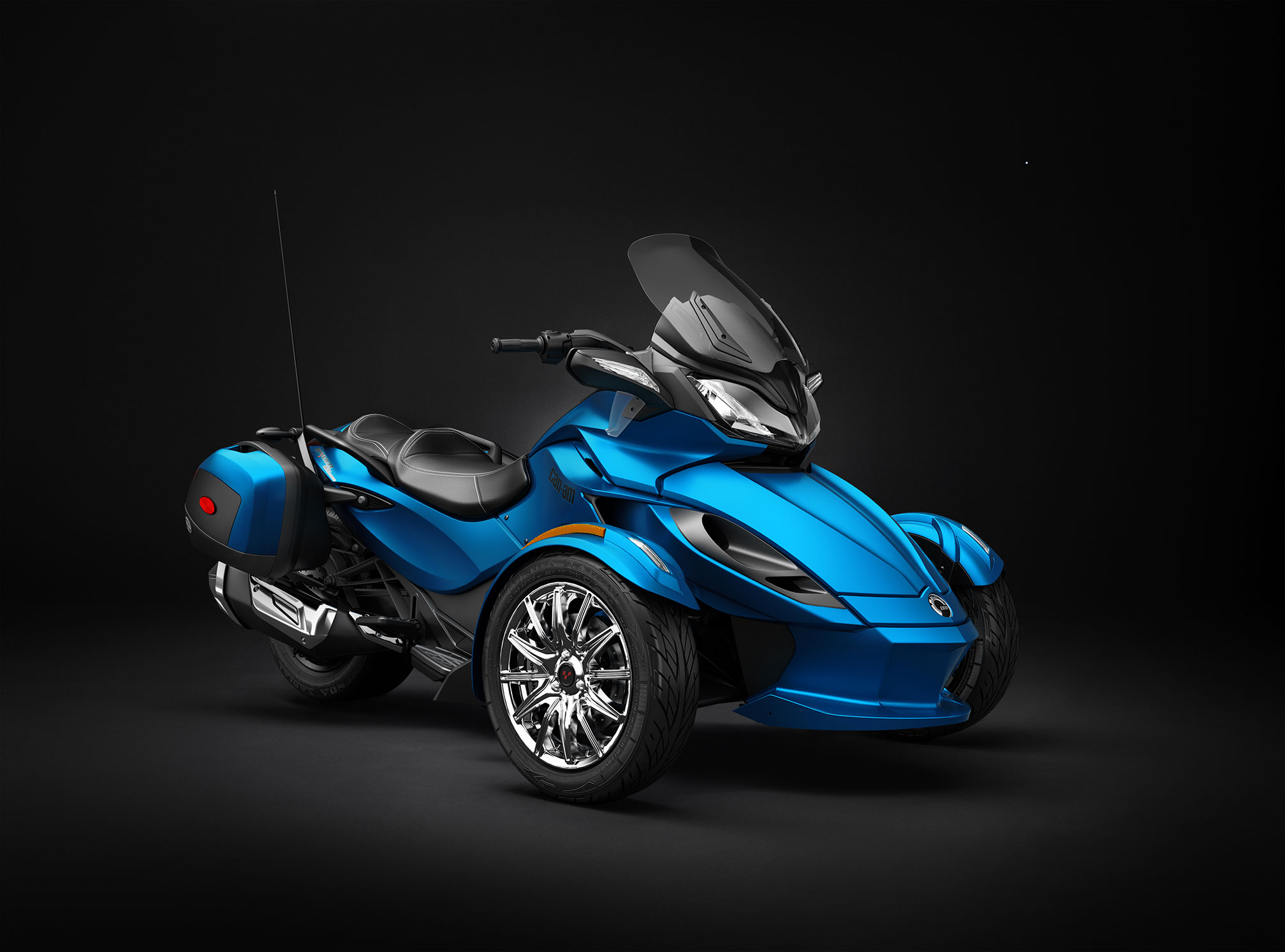 Can-Am Spyder ST-S Limited images #68691