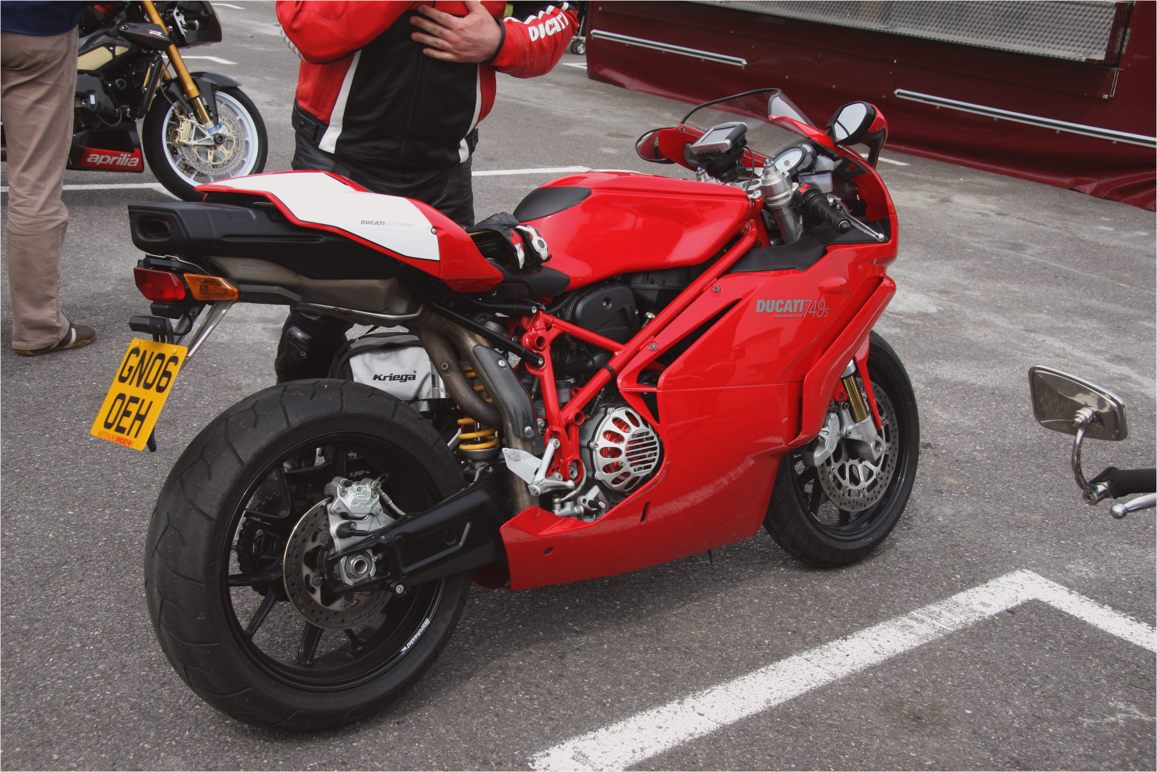 Ducati 749 wallpapers #15539