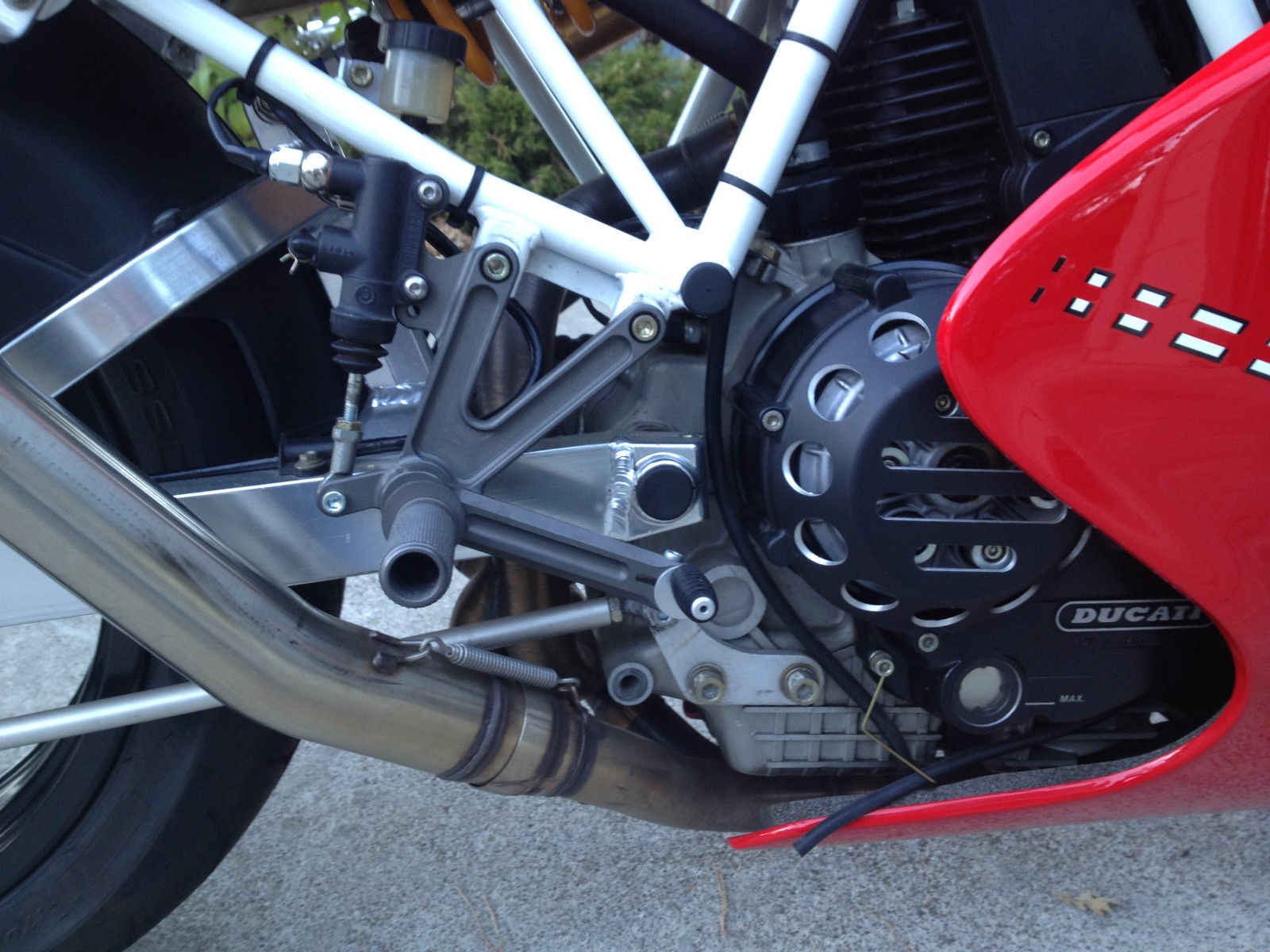 Ducati 900 Superlight wallpapers #10673