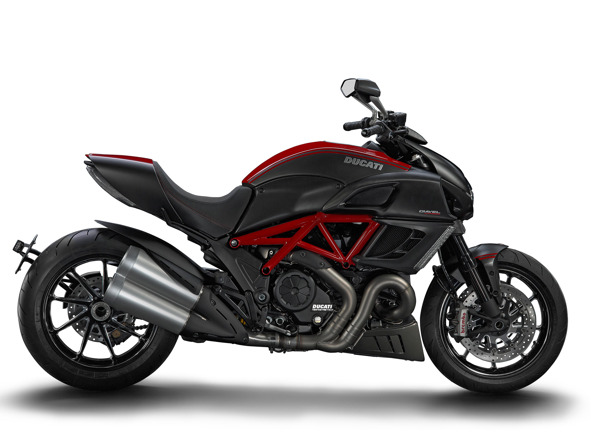 Ducati Diavel Strada 2013 wallpapers #12759