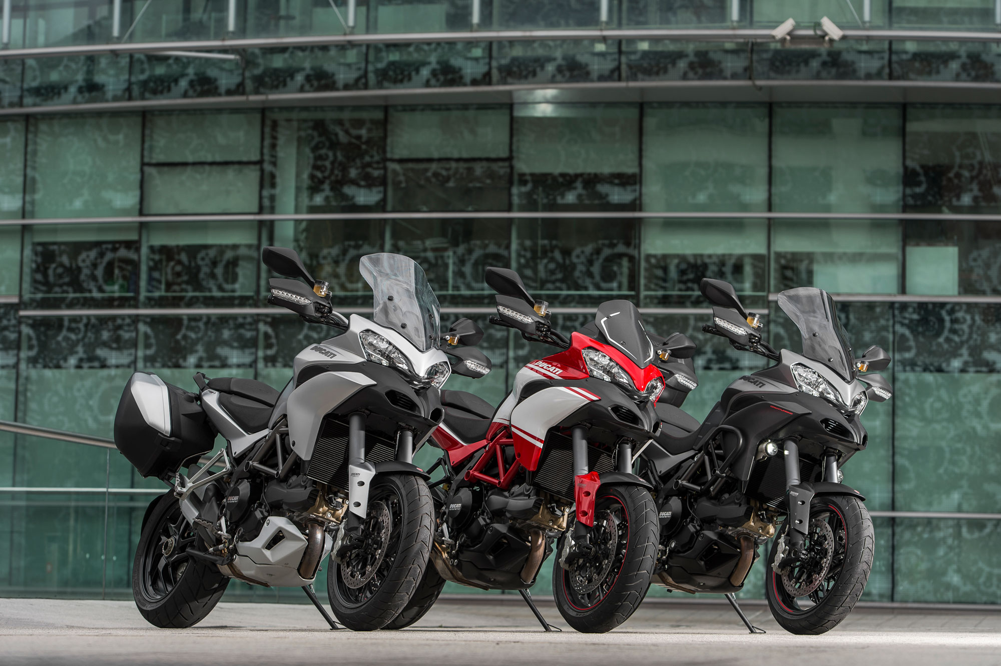 Ducati Multistrada 1200 S Granturismo wallpapers #148350