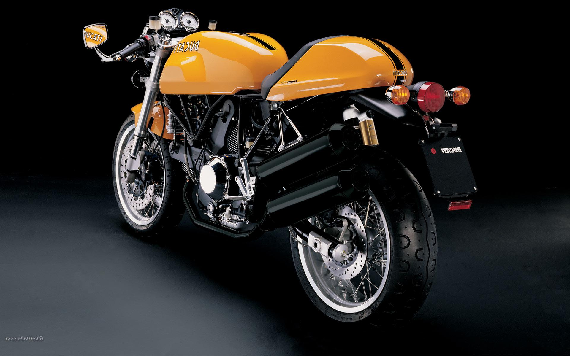 Ducati SportClassic Sport 1000 2005 wallpapers #11765