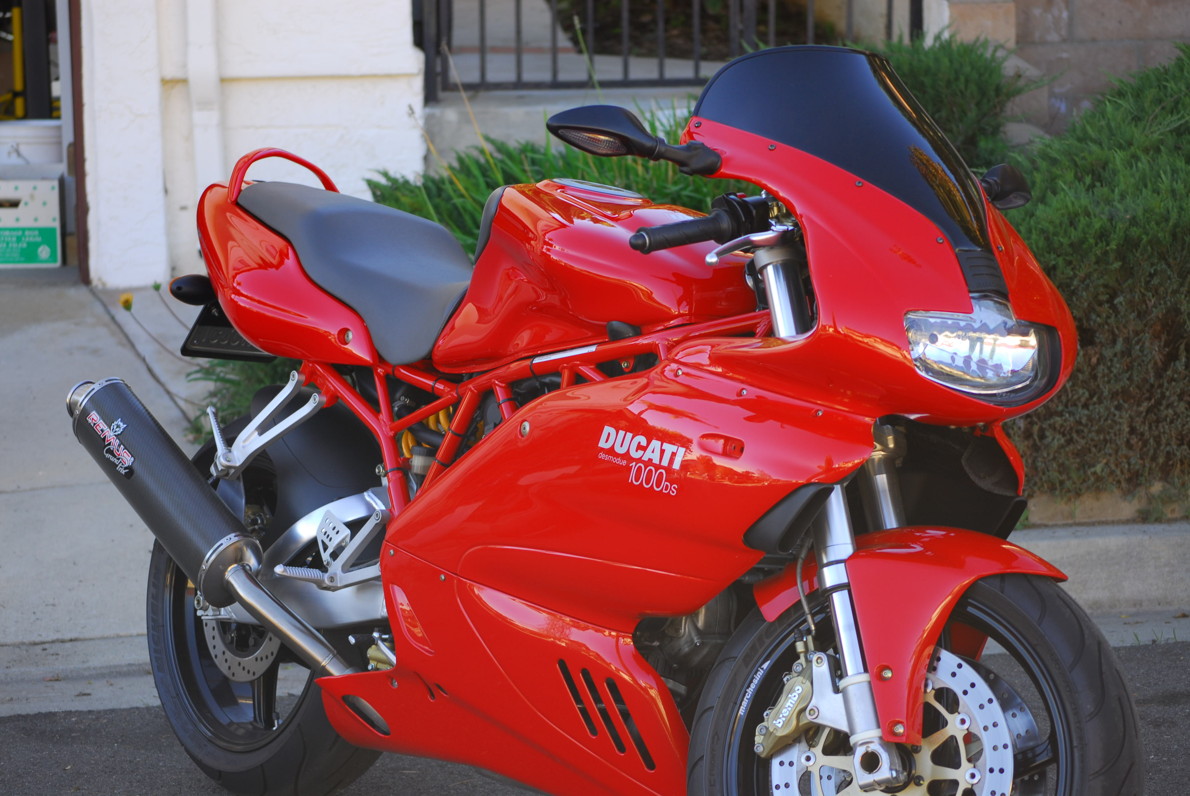 Ducati SS 800 2005 wallpapers #133085