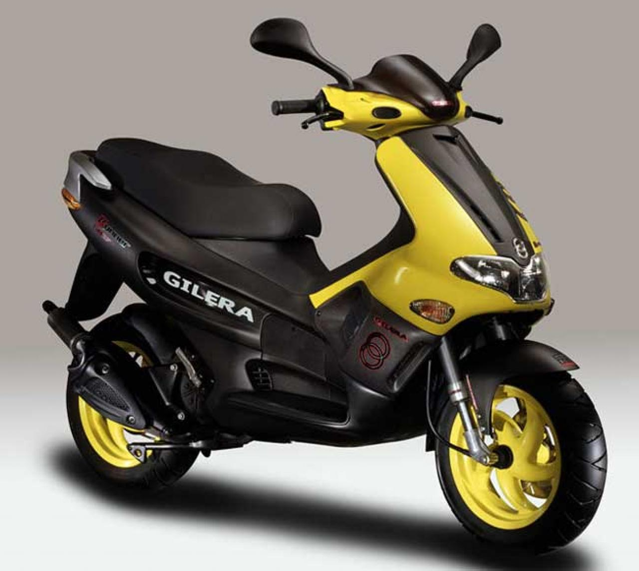 Gilera Runner Pure Jet 2007 wallpapers #160750