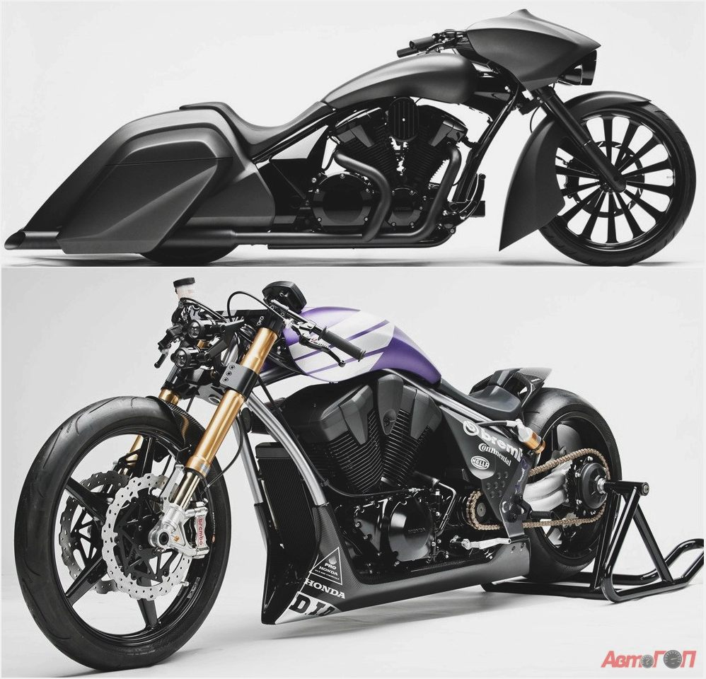 Honda Sabre Switchblade Concept wallpapers #142202