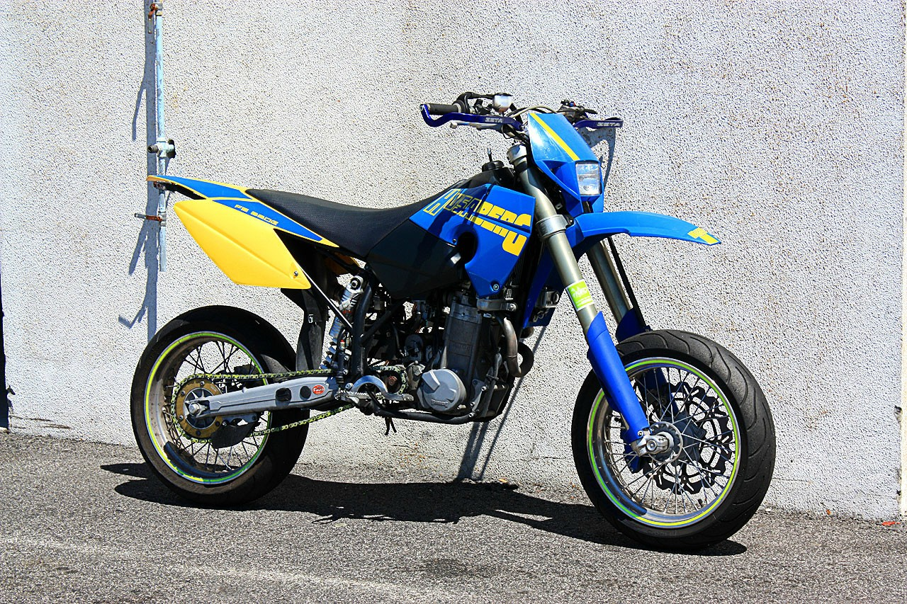 Husaberg FS 650 C 2006 wallpapers #160651