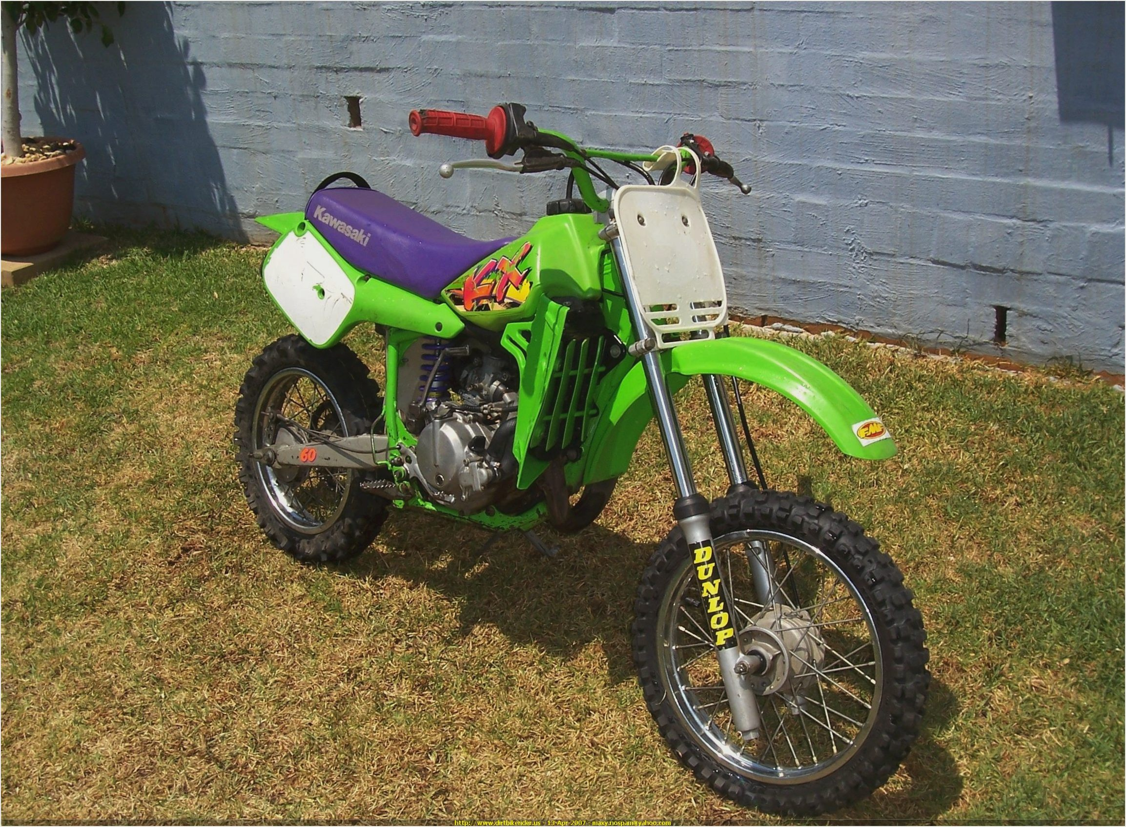 Kawasaki Kx 65 Pics Specs And List Of Seriess By Year