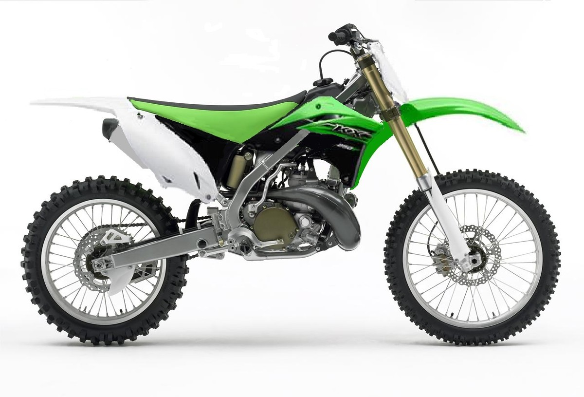Kawasaki KX 85 2007 wallpapers #142301