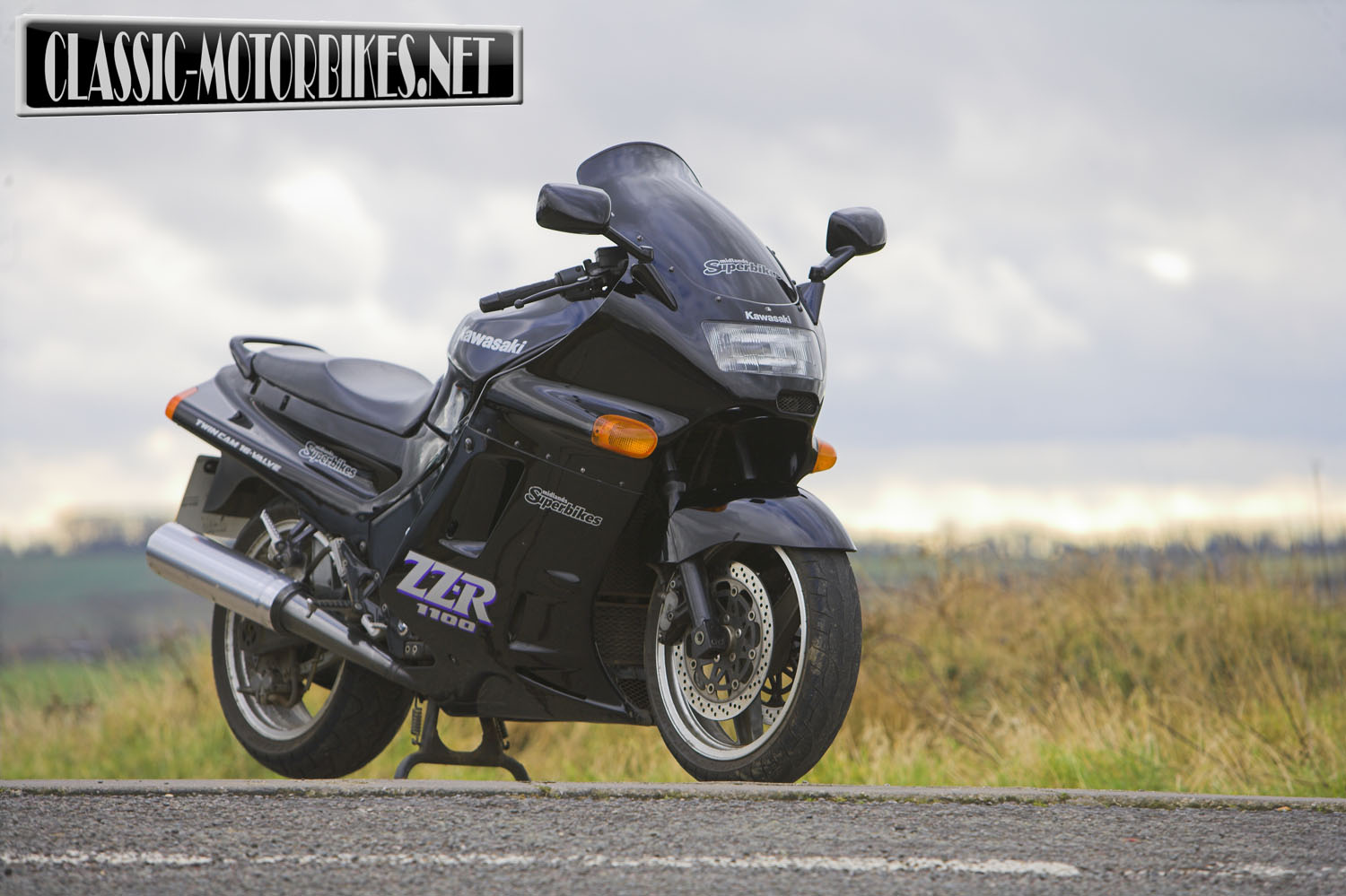 Kawasaki ZZR 1100 1996 wallpapers #134569