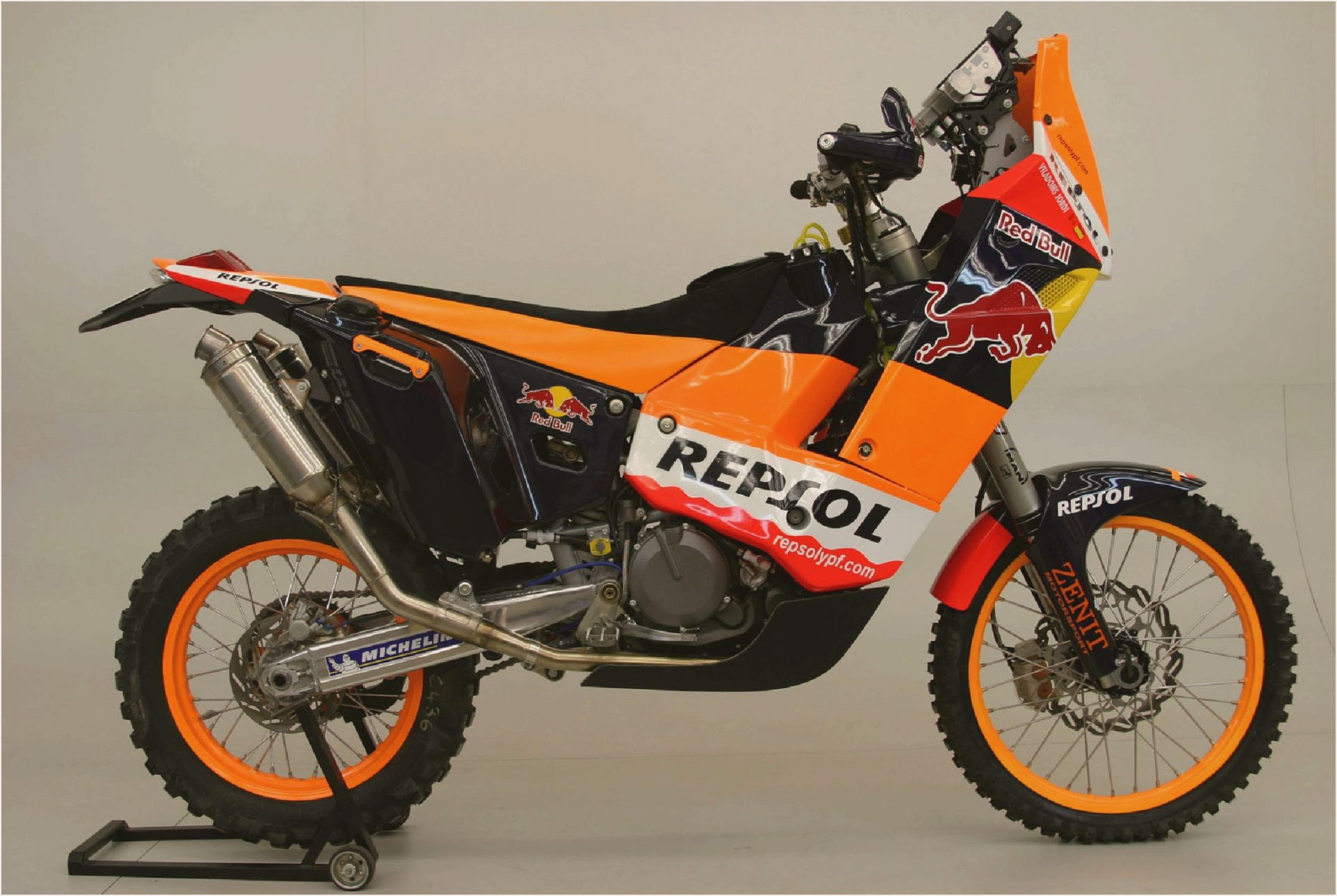 KTM 690 Rally Replica 2007 pics #36775