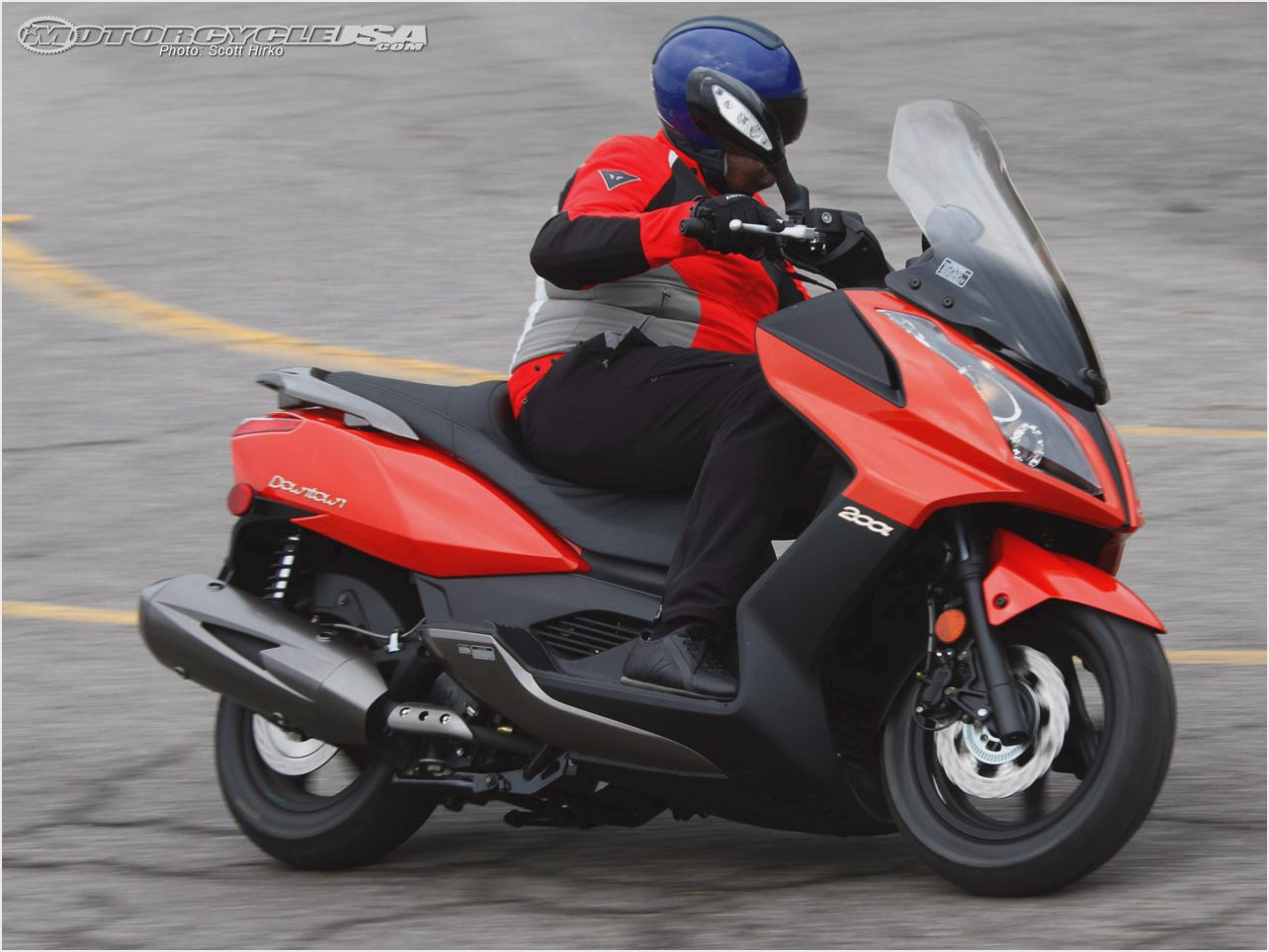 Kymco Scout ZX 50 2003 wallpapers #139231