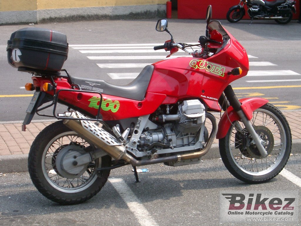 Moto Guzzi Quota 1100 ES 1998 images #145182