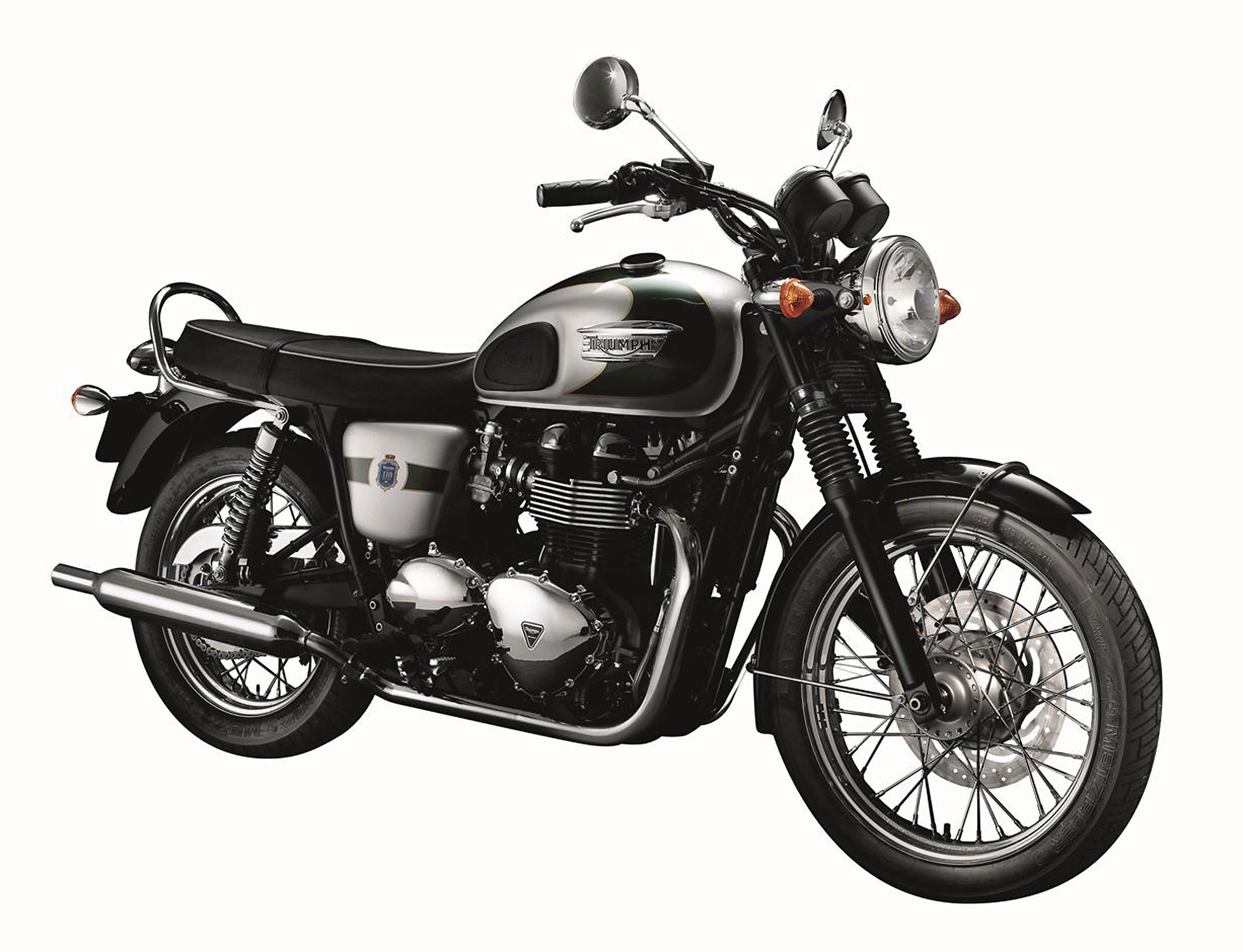 Triumph Bonneville SE 2013 wallpapers #173939
